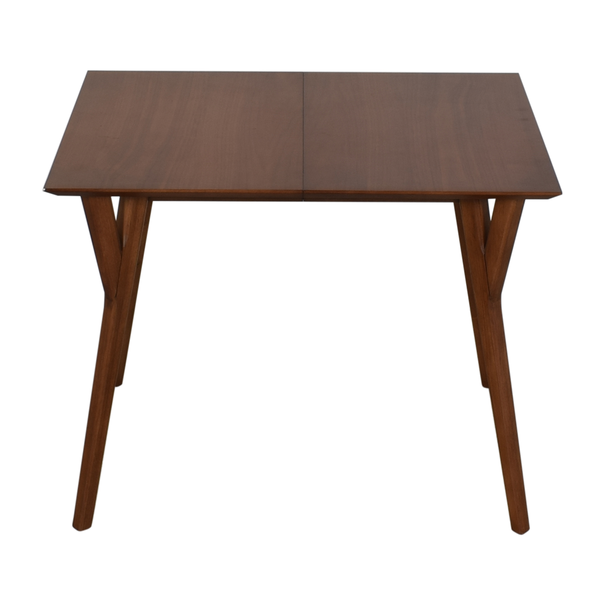 West Elm West Elm Mid-Century Expandable Dining Table used