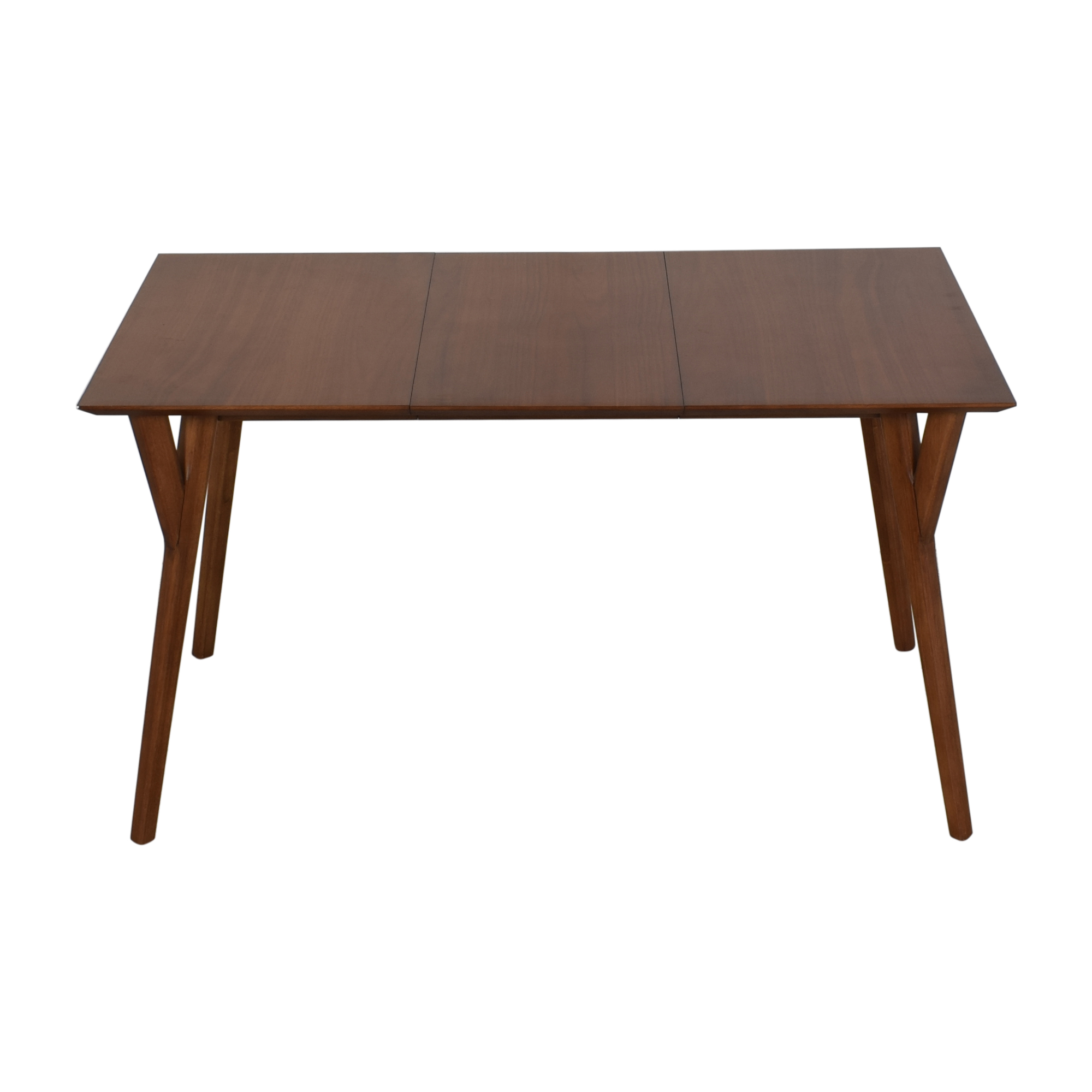 shop West Elm Mid-Century Expandable Dining Table West Elm Tables