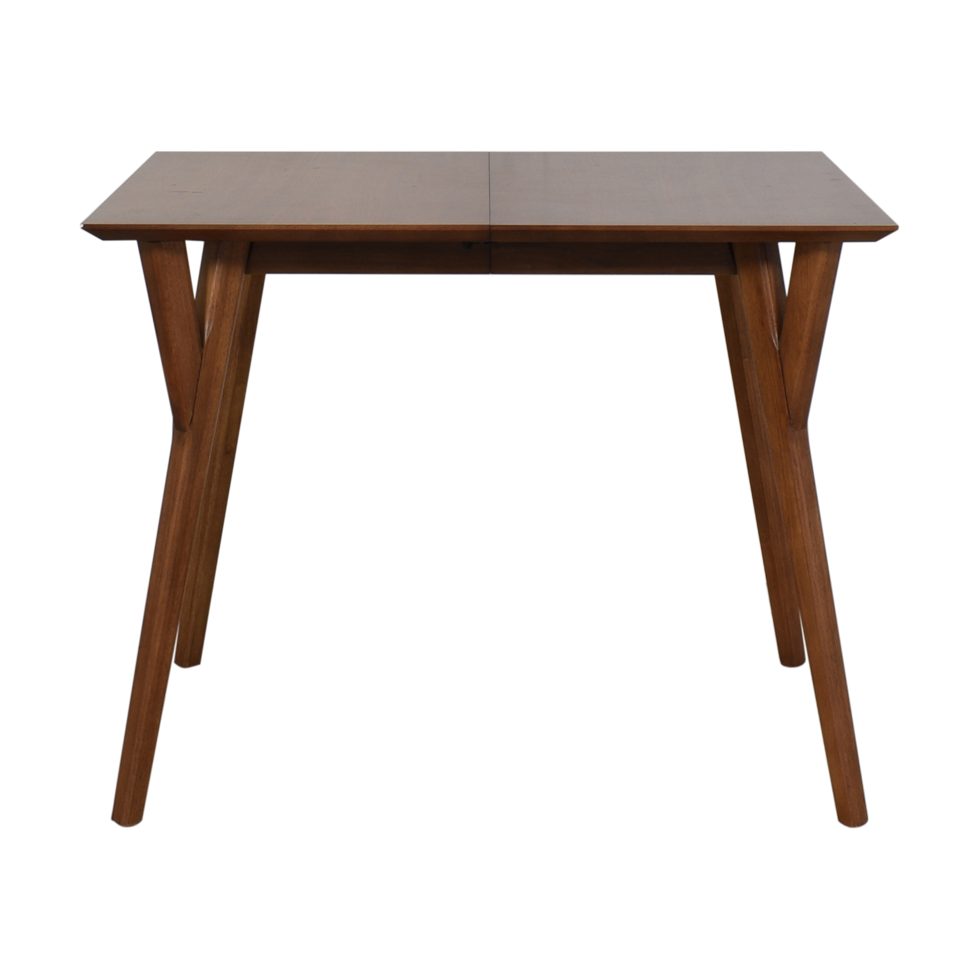 West Elm West Elm Mid-Century Expandable Dining Table pa