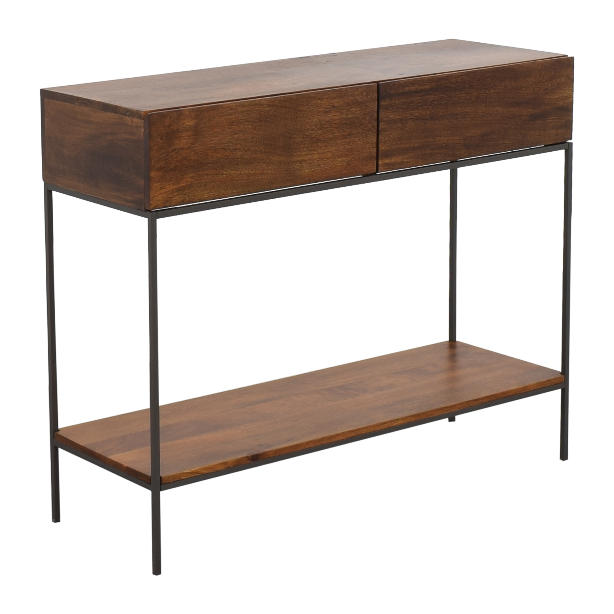 West Elm Industrial Storage Console / Tables
