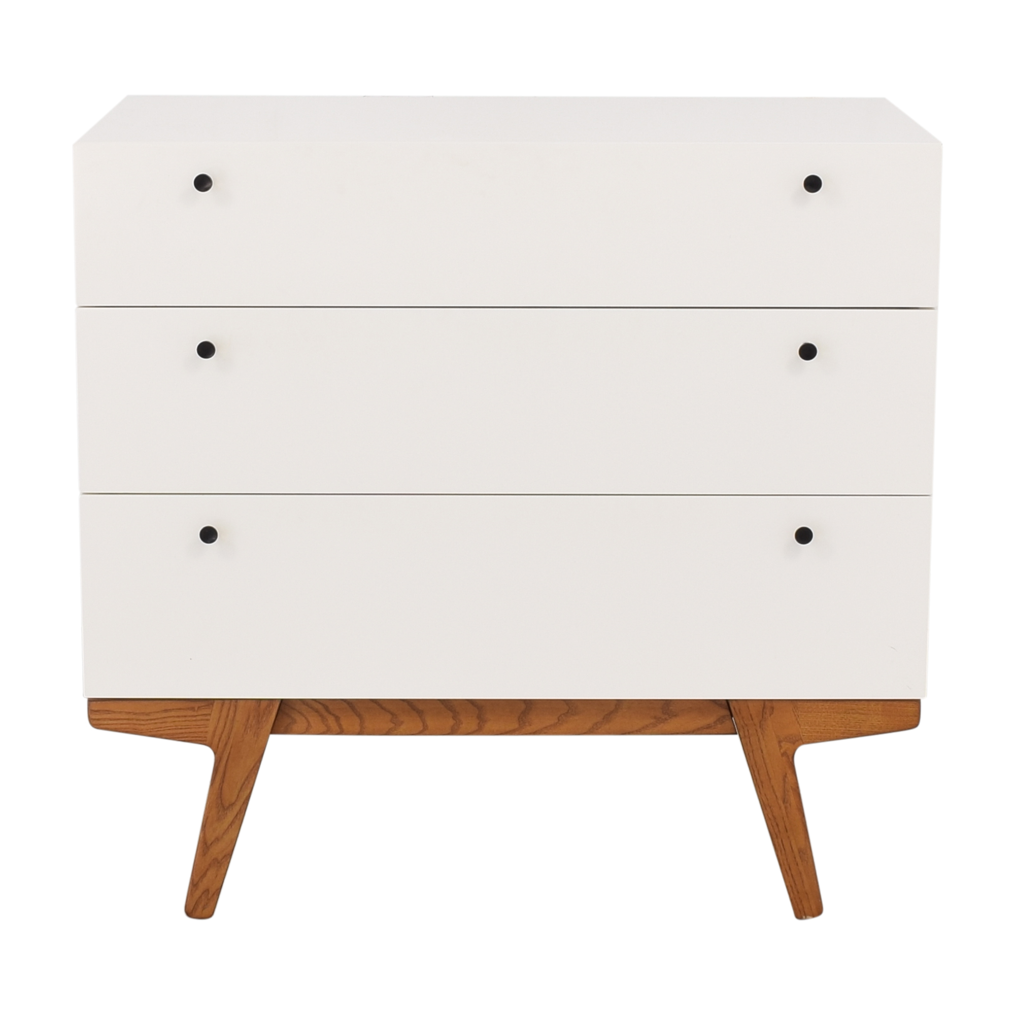 shop West Elm Modern 3 Drawer Dresser West Elm Dressers