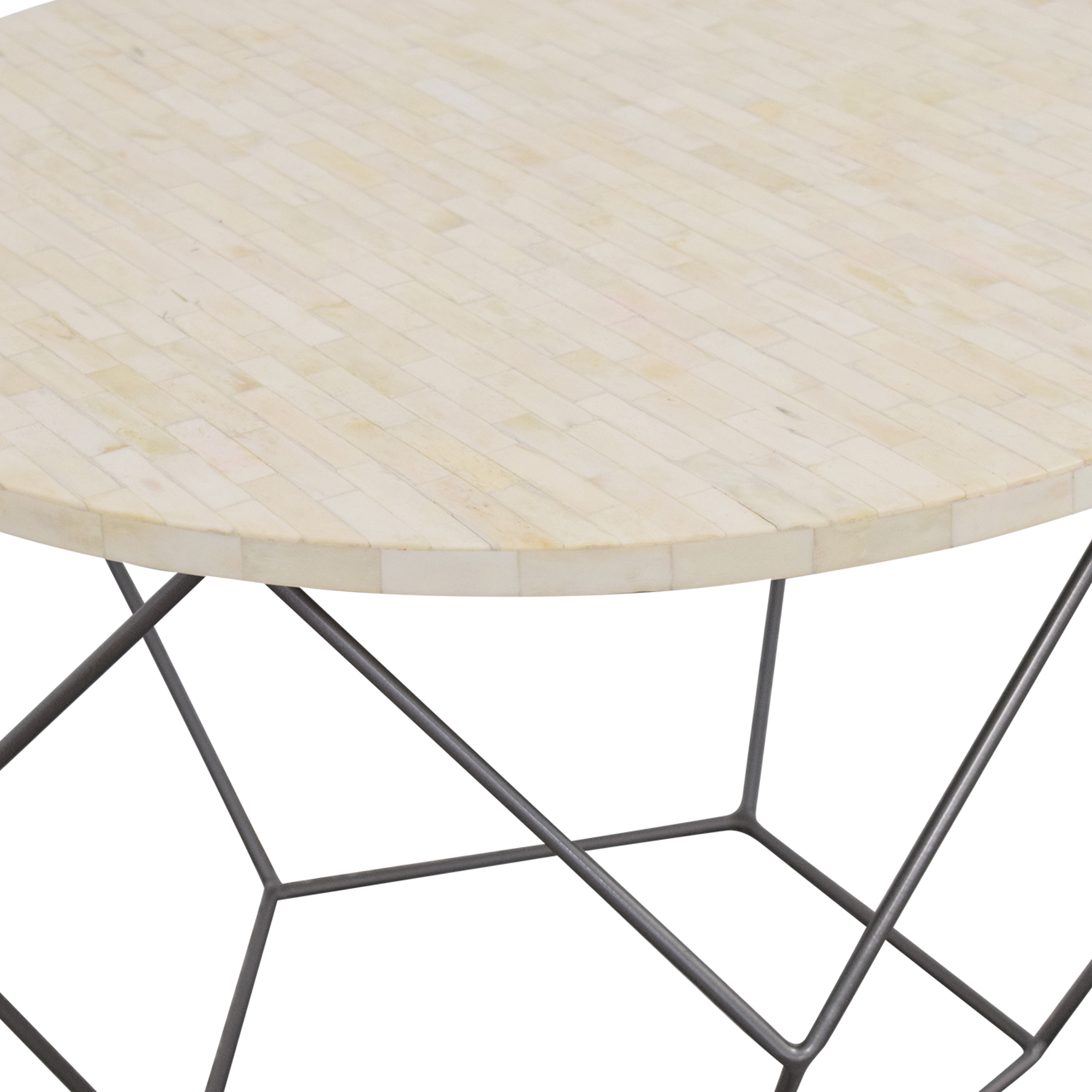 West Elm Origami Coffee Table sale