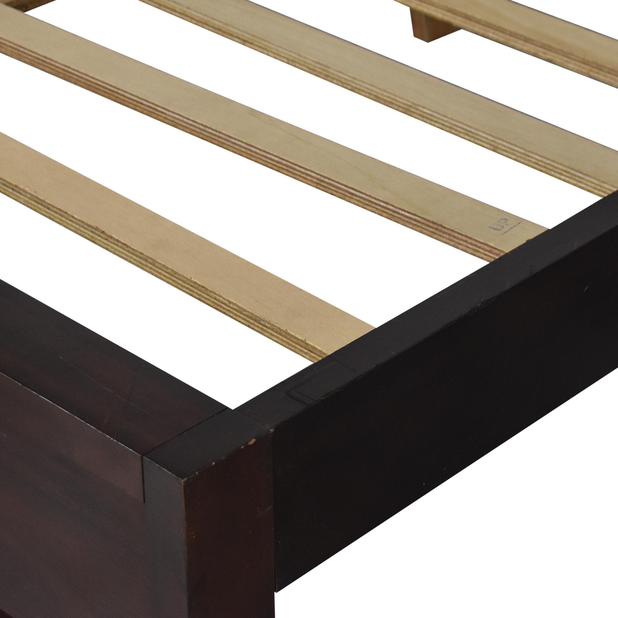 buy Casana Queen Platform Bed Casana Furniture
