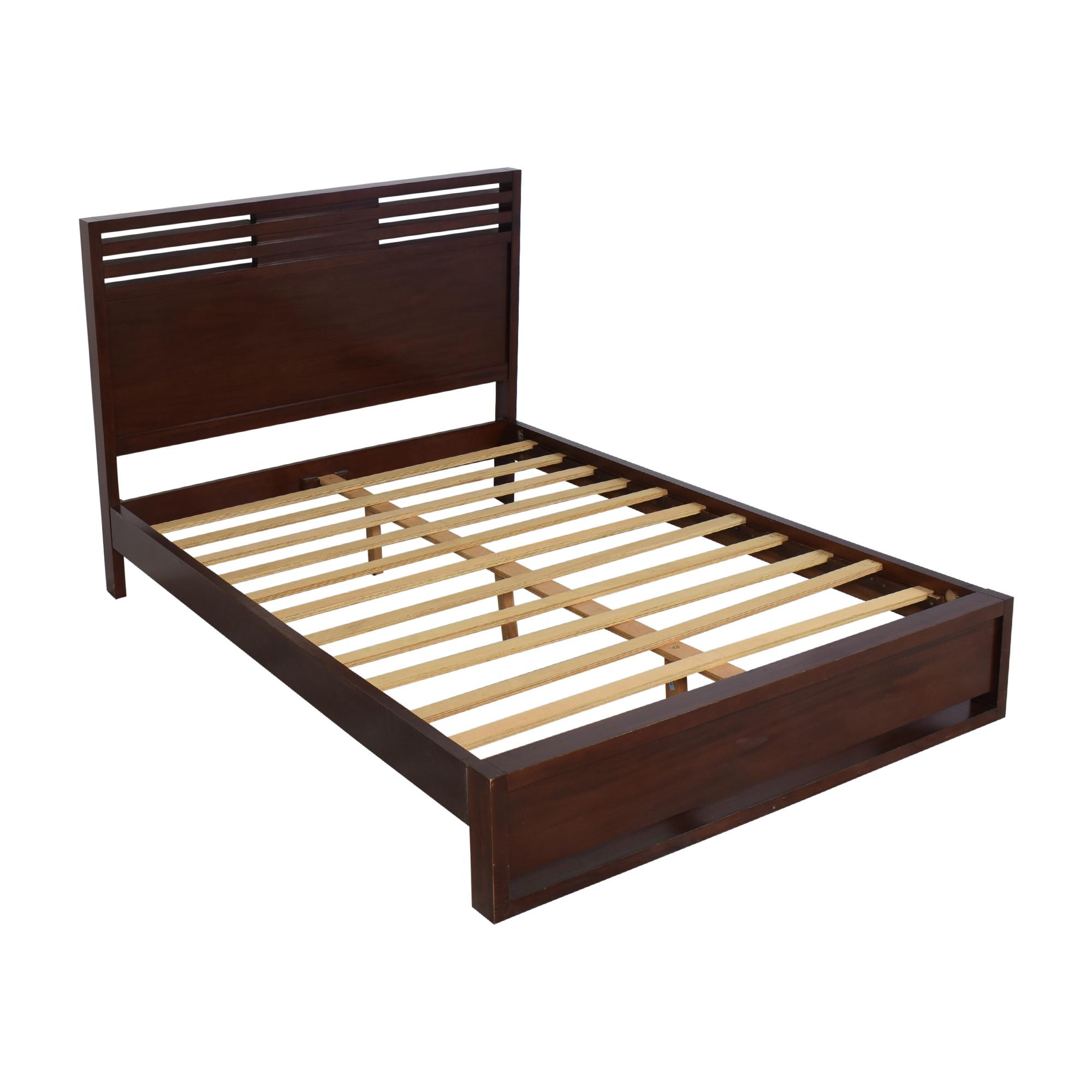 shop Casana Queen Platform Bed Casana Furniture