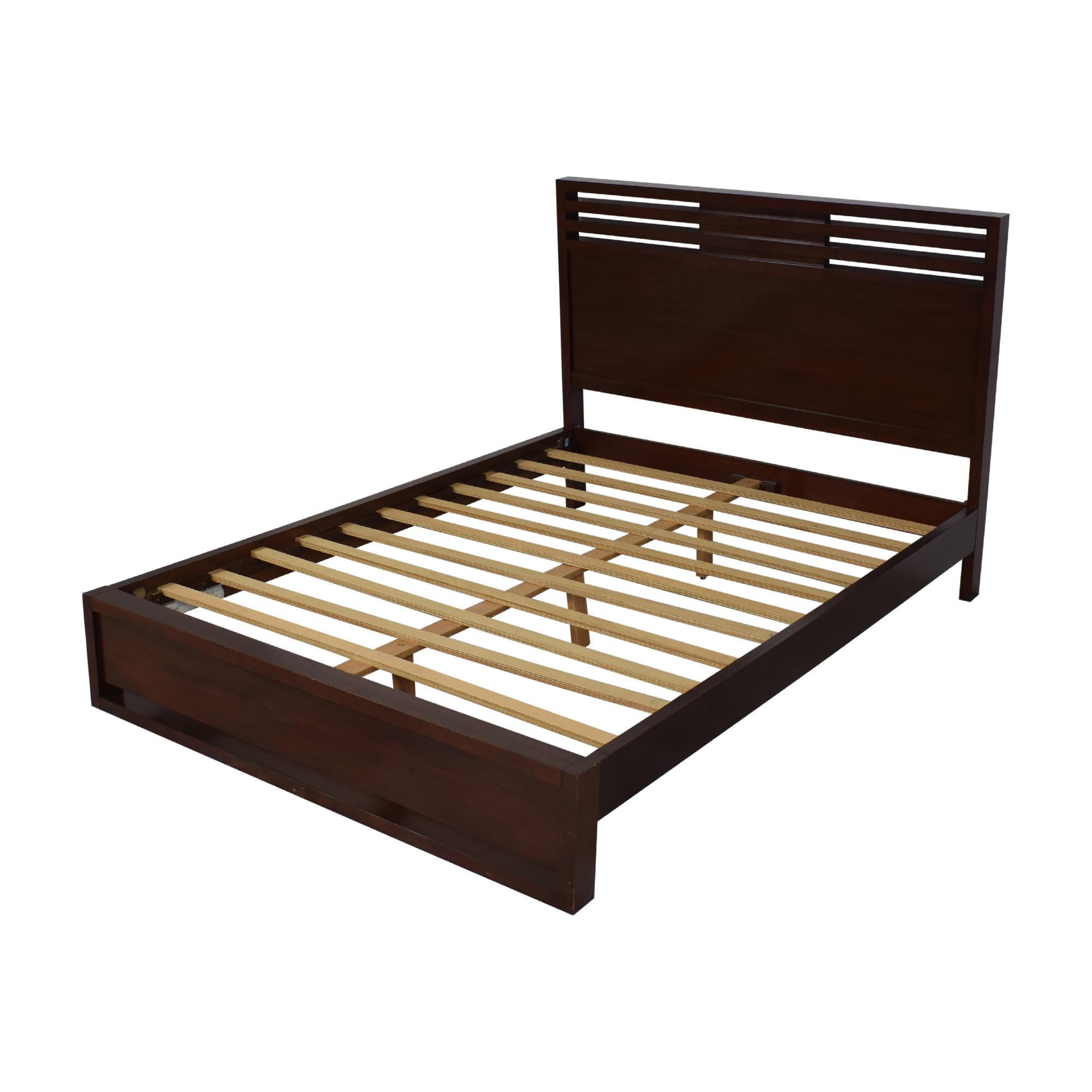 Casana Furniture Casana Queen Platform Bed Bed Frames