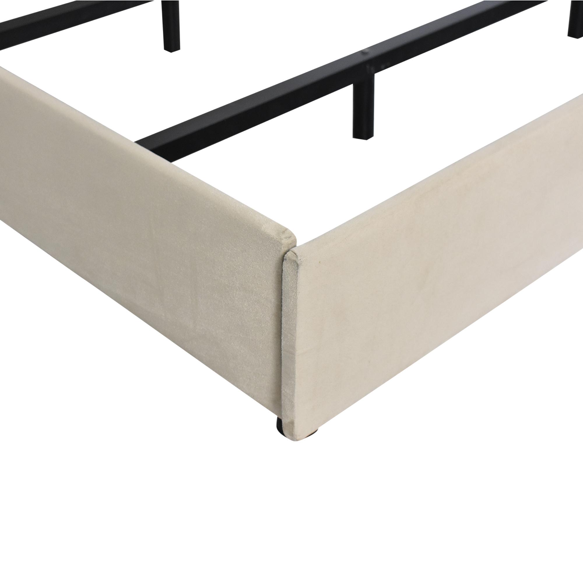 Skyline Furniture Skyline Furniture Upholstered King Bed ct