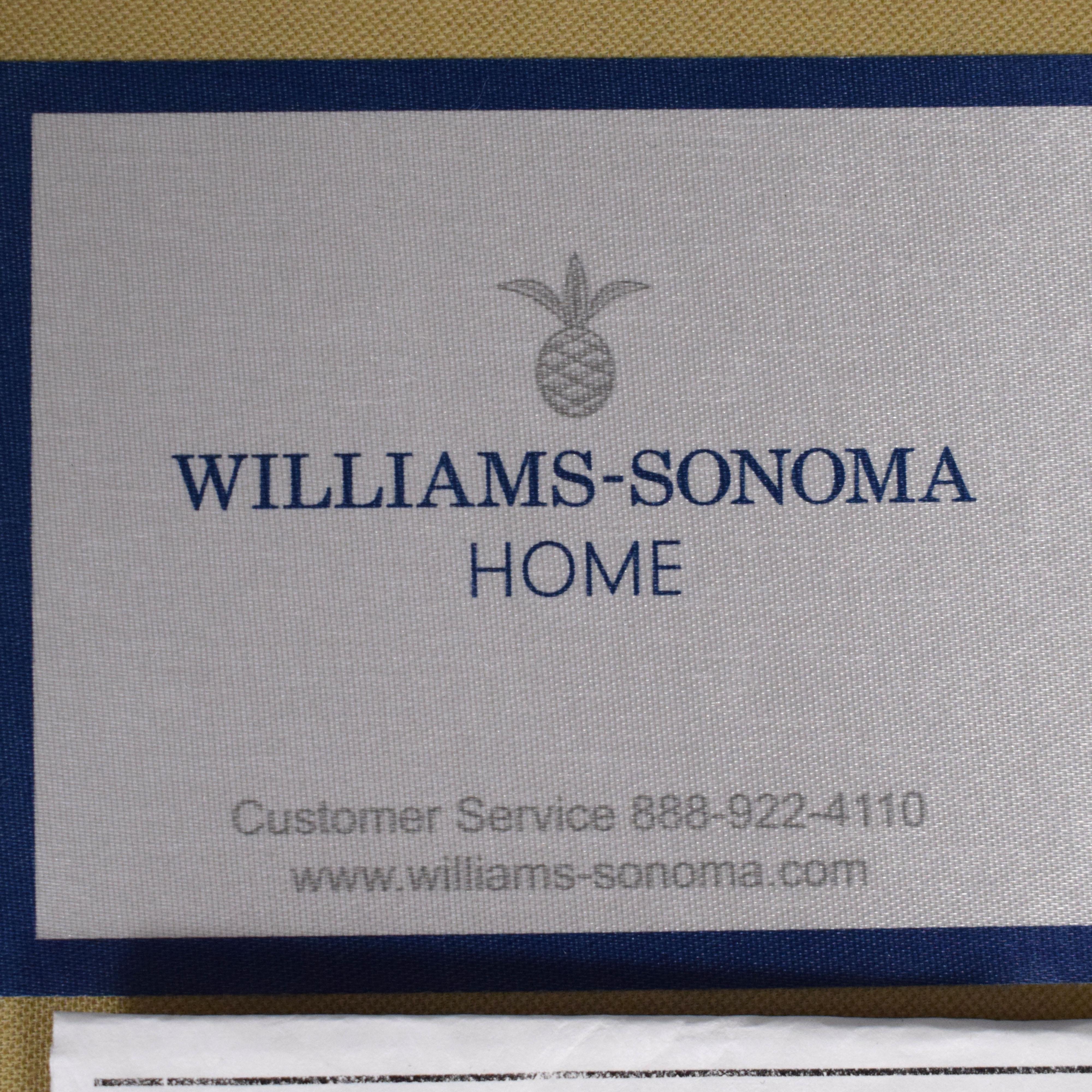 Williams Sonoma Addison Chair with Nailheads Williams Sonoma