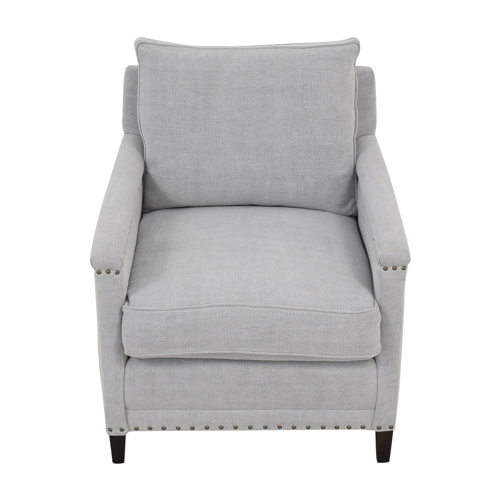 Williams Sonoma Williams Sonoma Addison Chair with Nailheads on sale