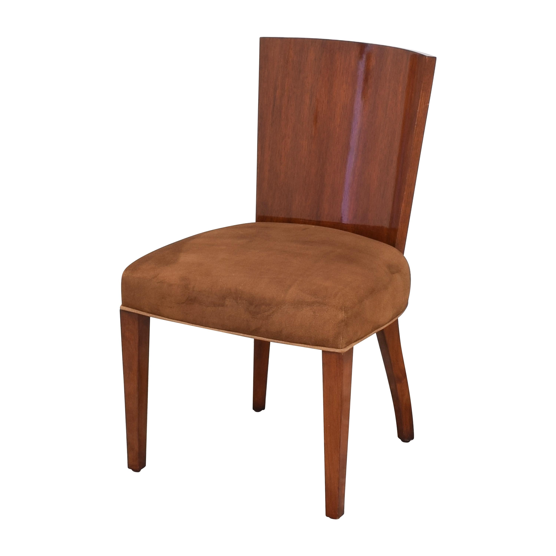 Ralph Lauren Home Ralph Lauren Modern Hollywood Dining Side Chairs Chairs