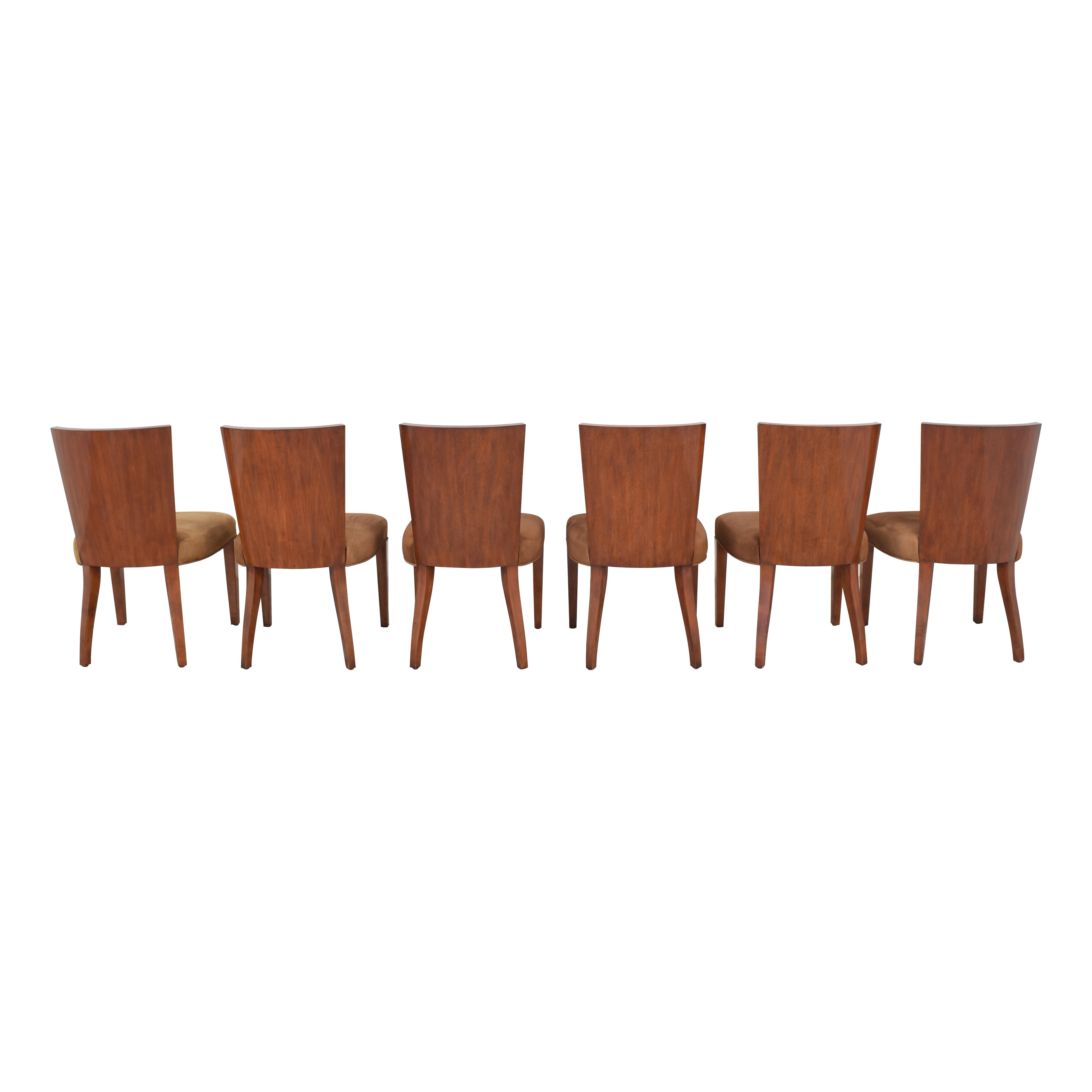 shop Ralph Lauren Modern Hollywood Dining Side Chairs Ralph Lauren Home Dining Chairs