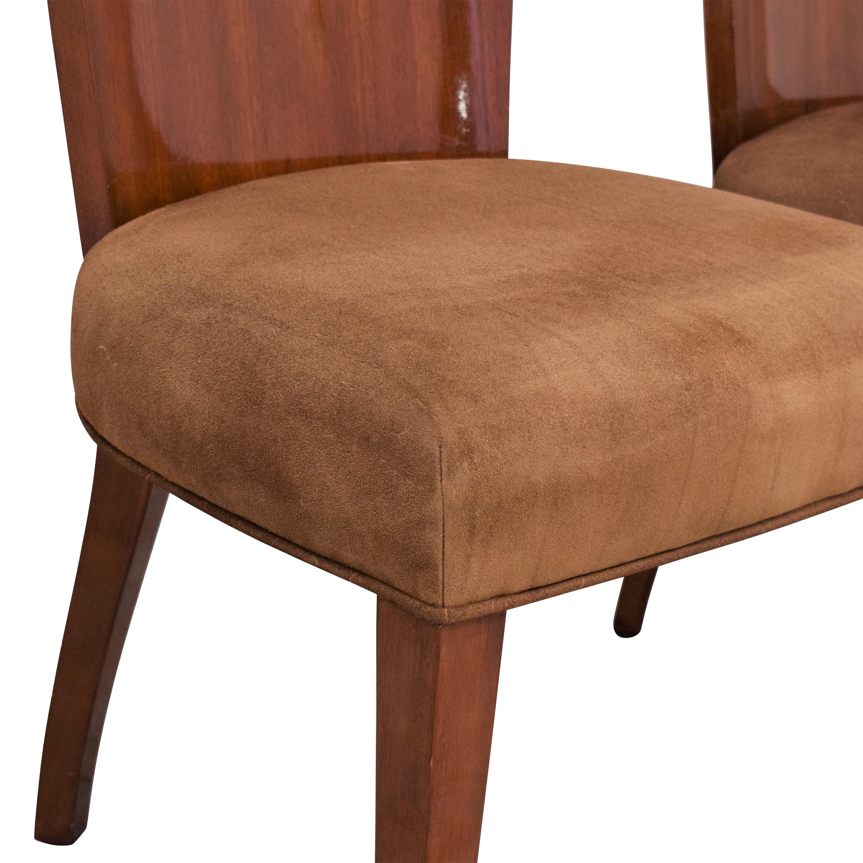 shop Ralph Lauren Home Ralph Lauren Modern Hollywood Dining Side Chairs online