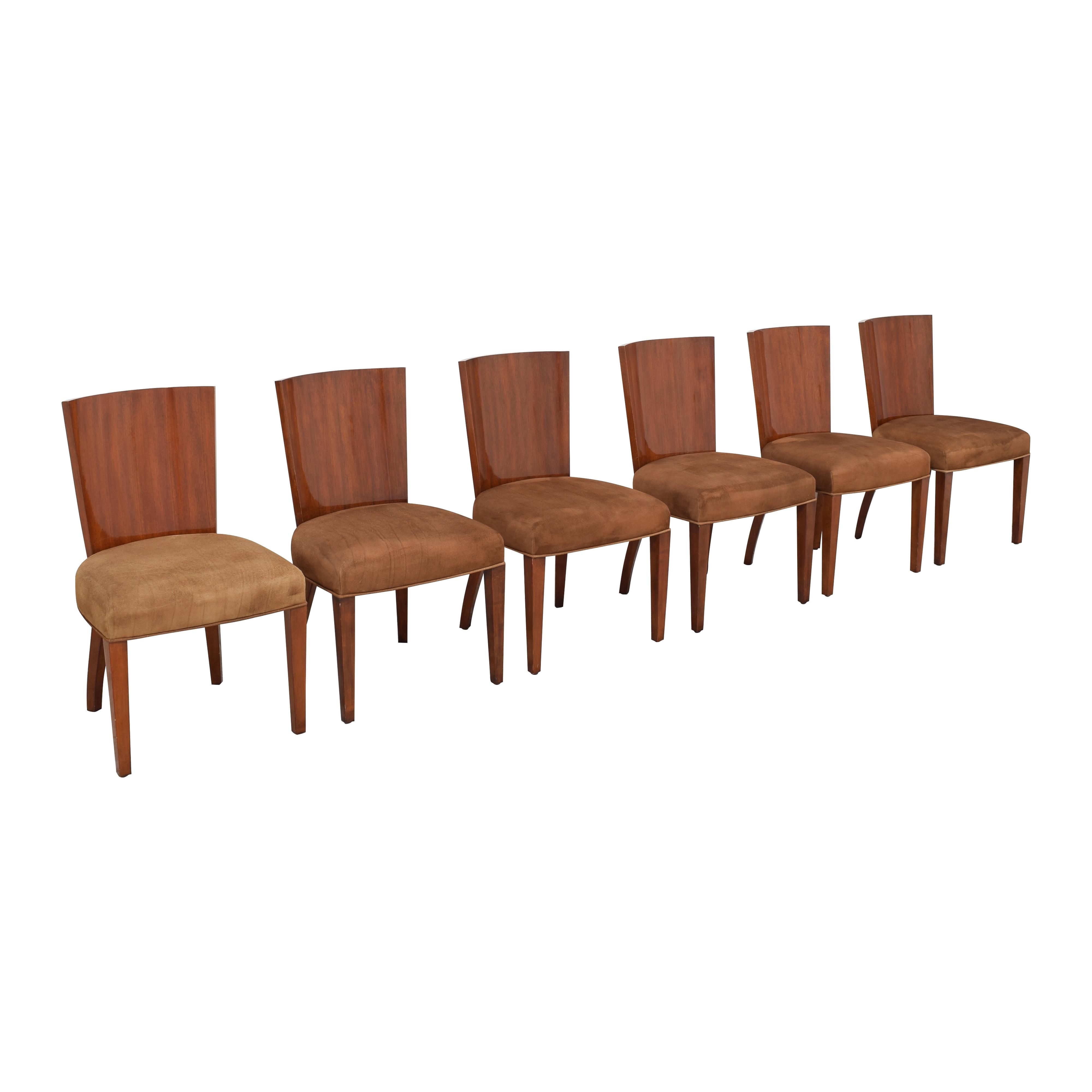 Ralph Lauren Home Ralph Lauren Modern Hollywood Dining Side Chairs nj