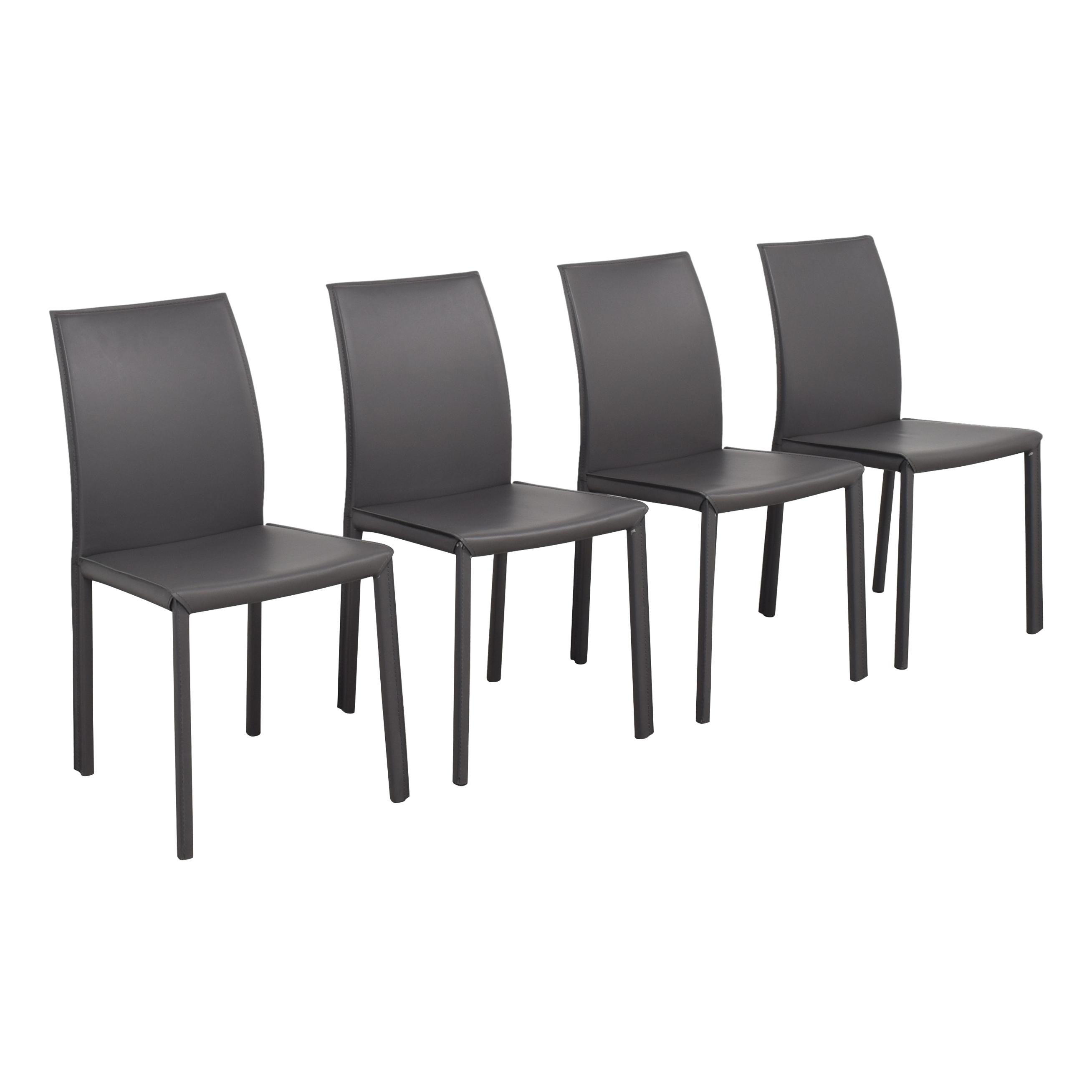 shop BoConcept Zarra Dining Chairs BoConcept
