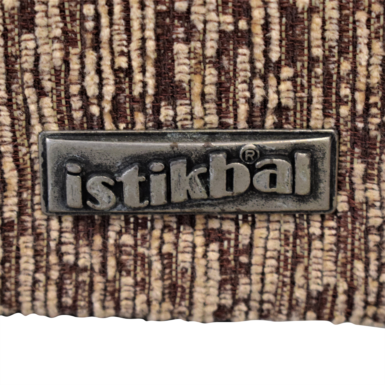 shop Istikbal Beige Multi Color Convertible Loveseat Istikbal
