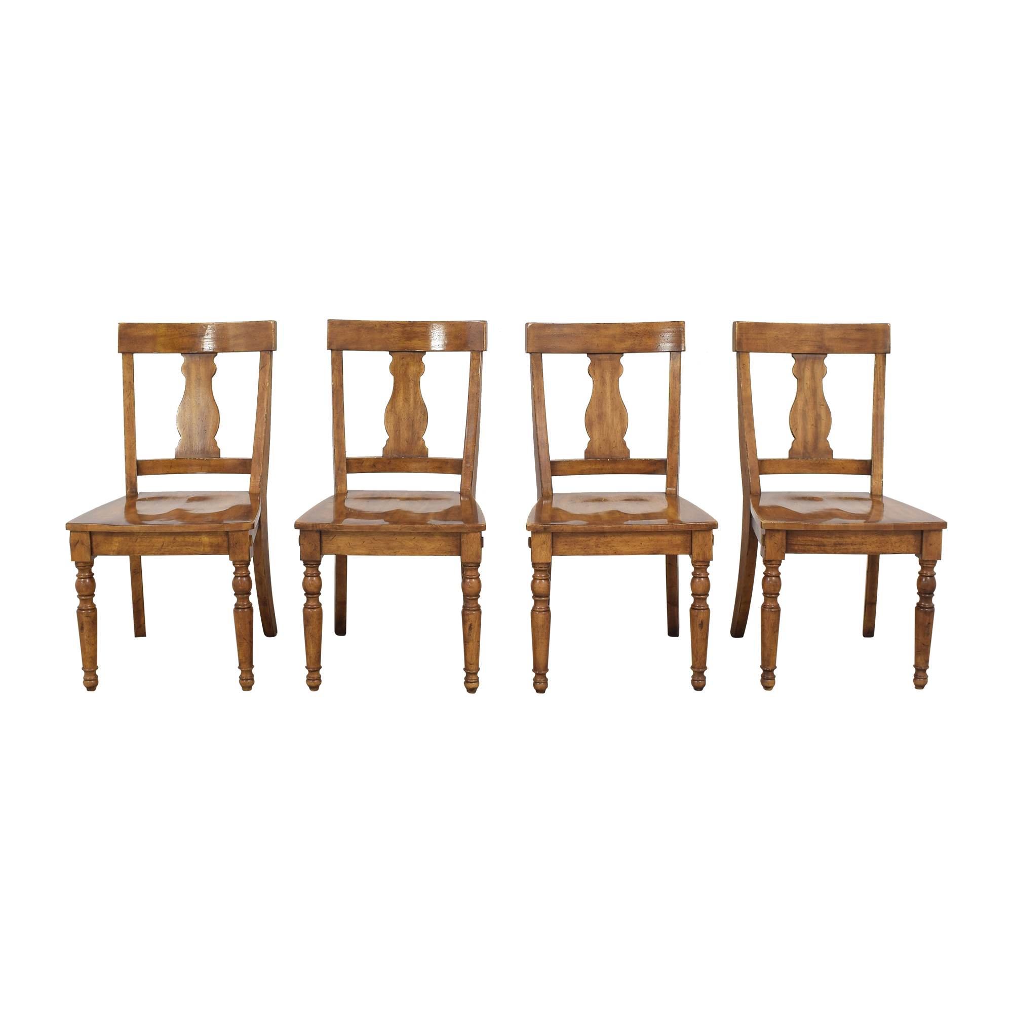 Pottery Barn Dining Chairs / Chairs