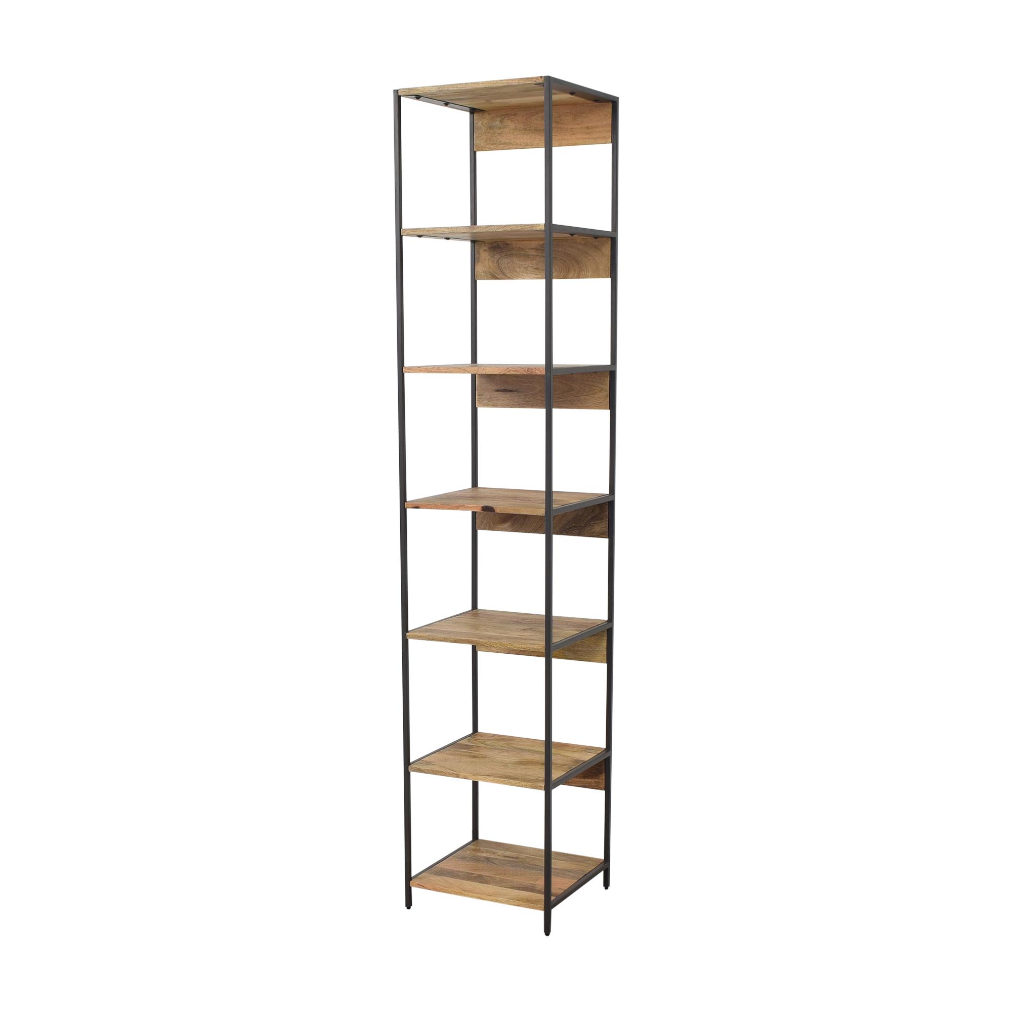 West Elm West Elm Industrial Modular Bookshelf Bookcases & Shelving