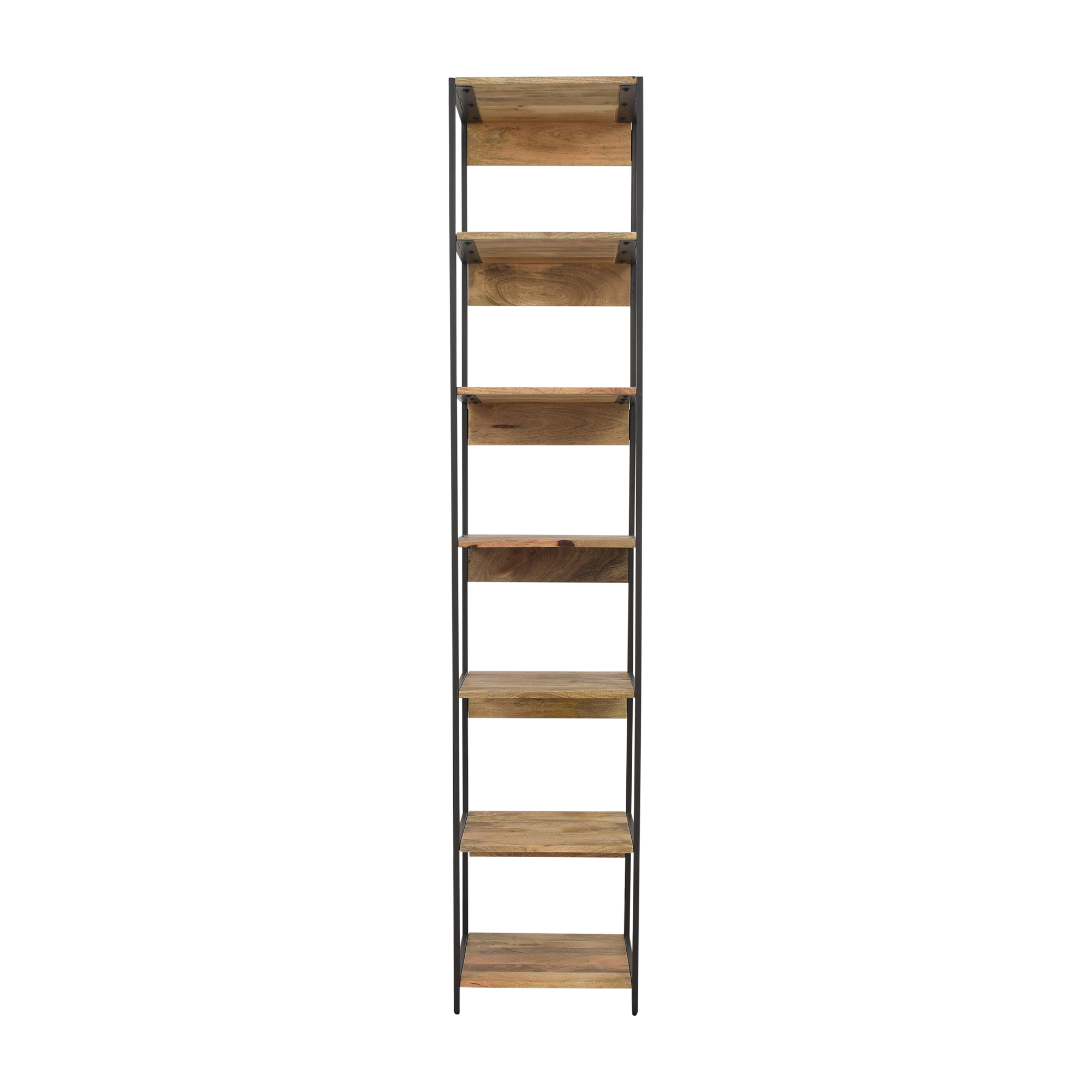 West Elm Industrial Modular Bookshelf sale