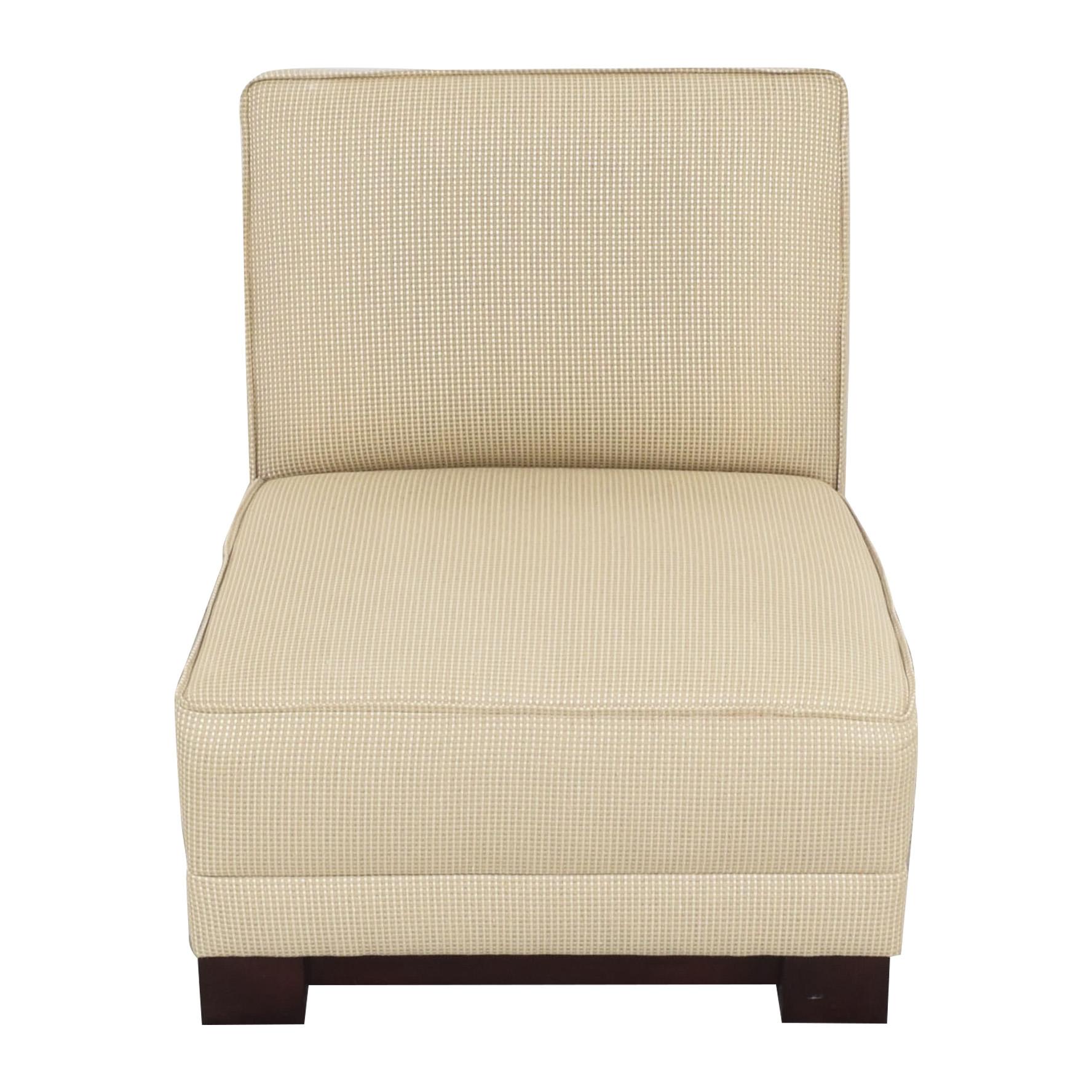 Ralph Lauren Home Ralph Lauren Home Hasley Slipper Chair ct