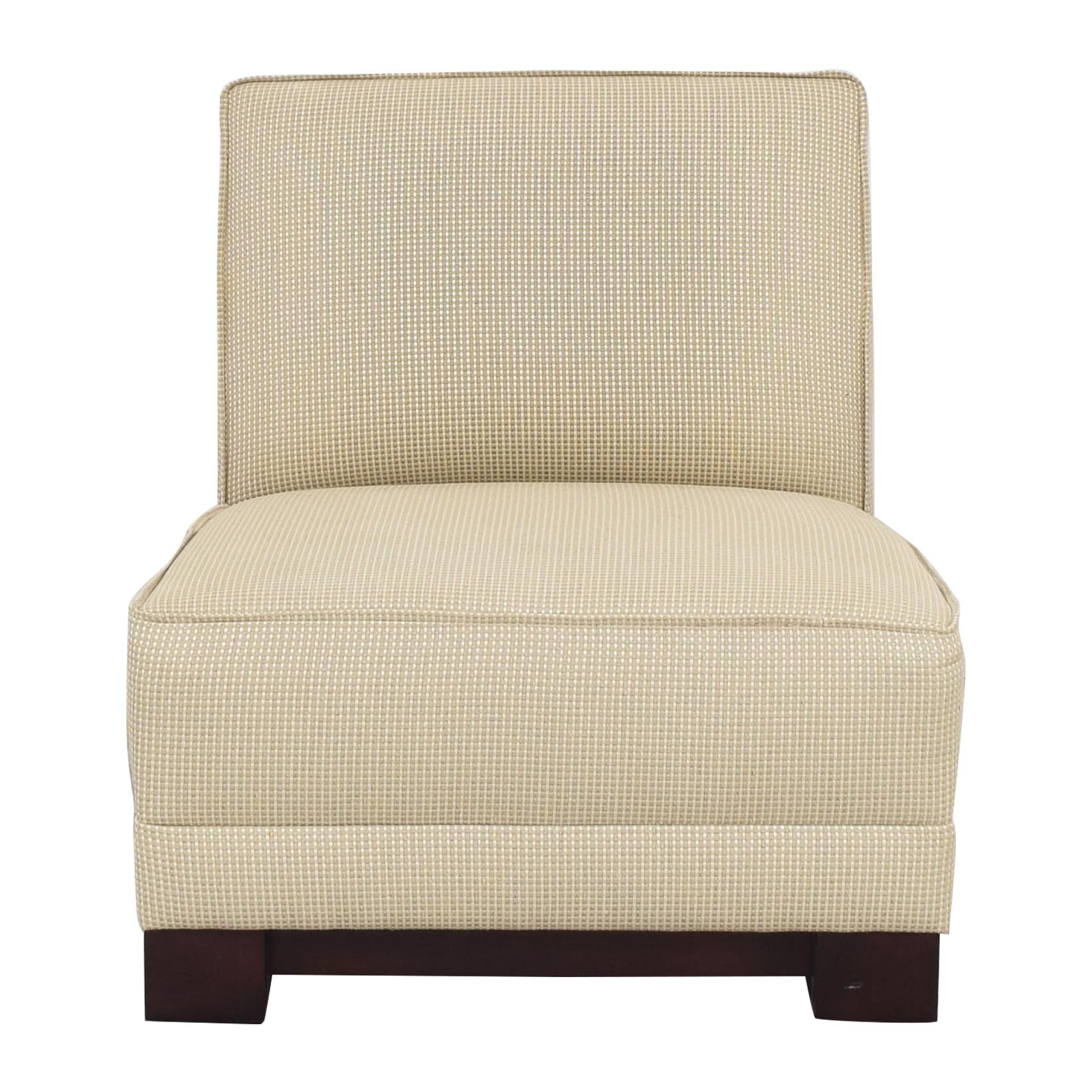 Ralph Lauren Home Hasley Slipper Chair sale