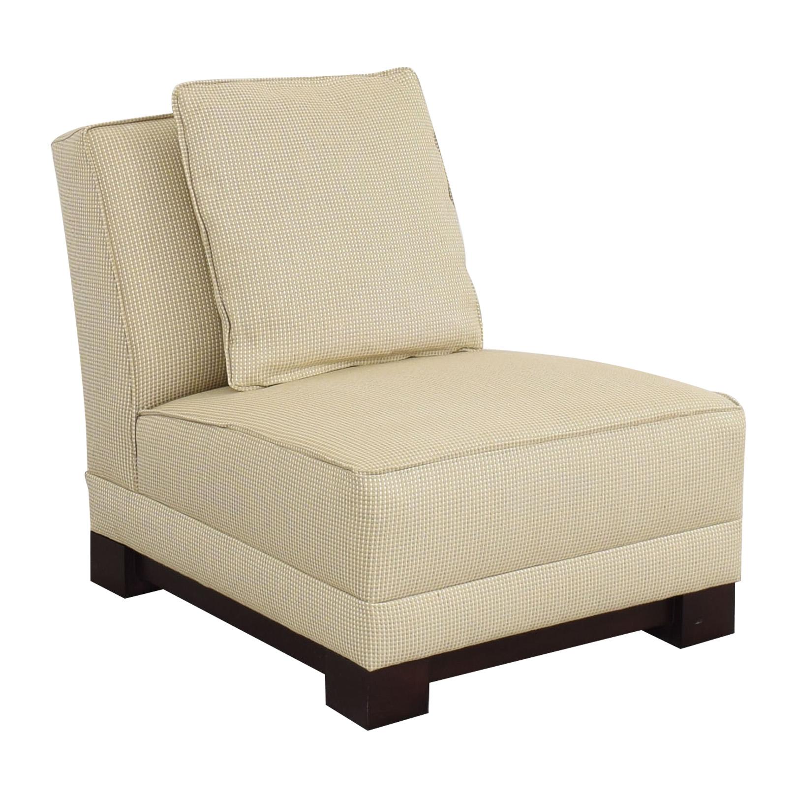 Ralph Lauren Home Ralph Lauren Home Hasley Slipper Chair tan