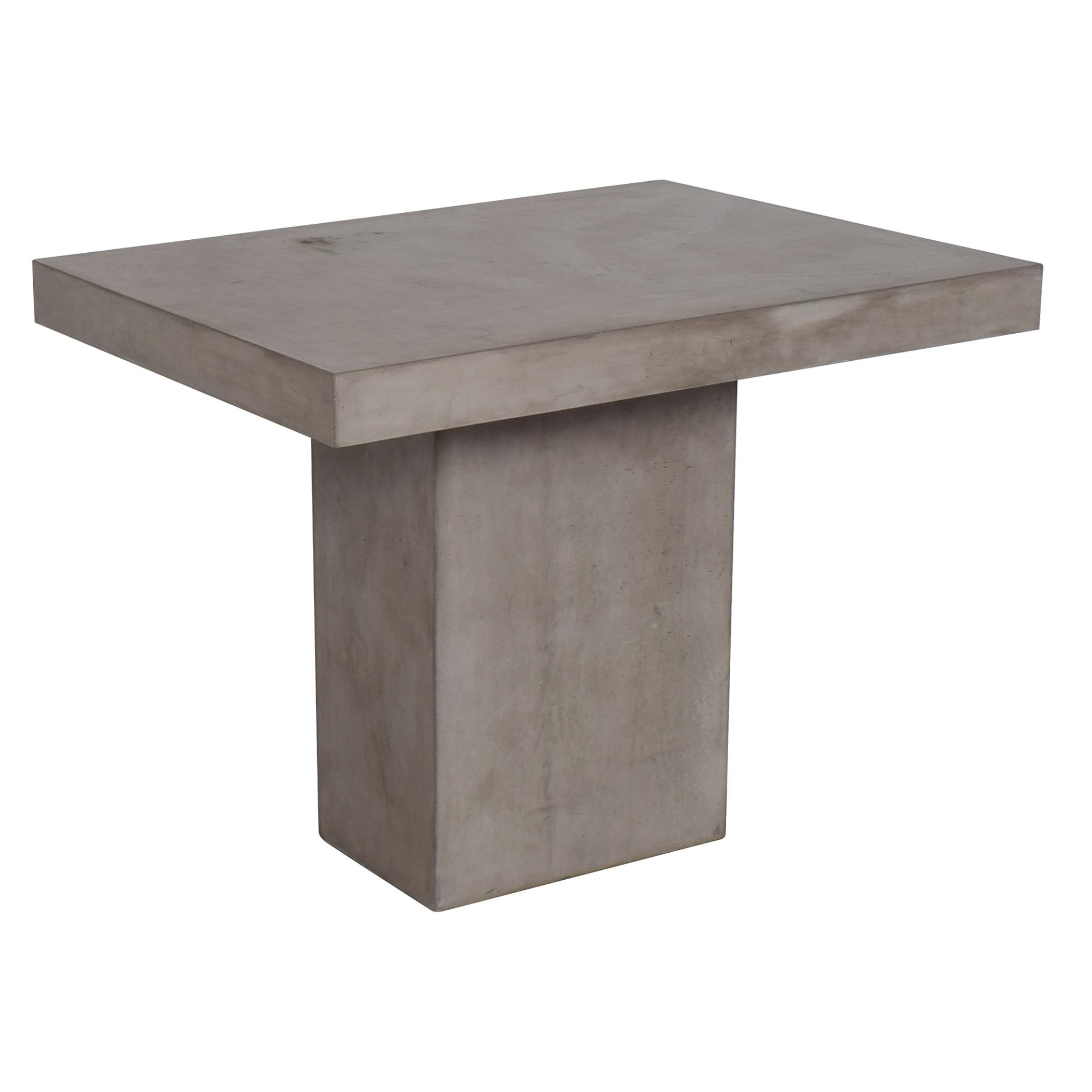 Seasonal Living Concrete Patio Table price