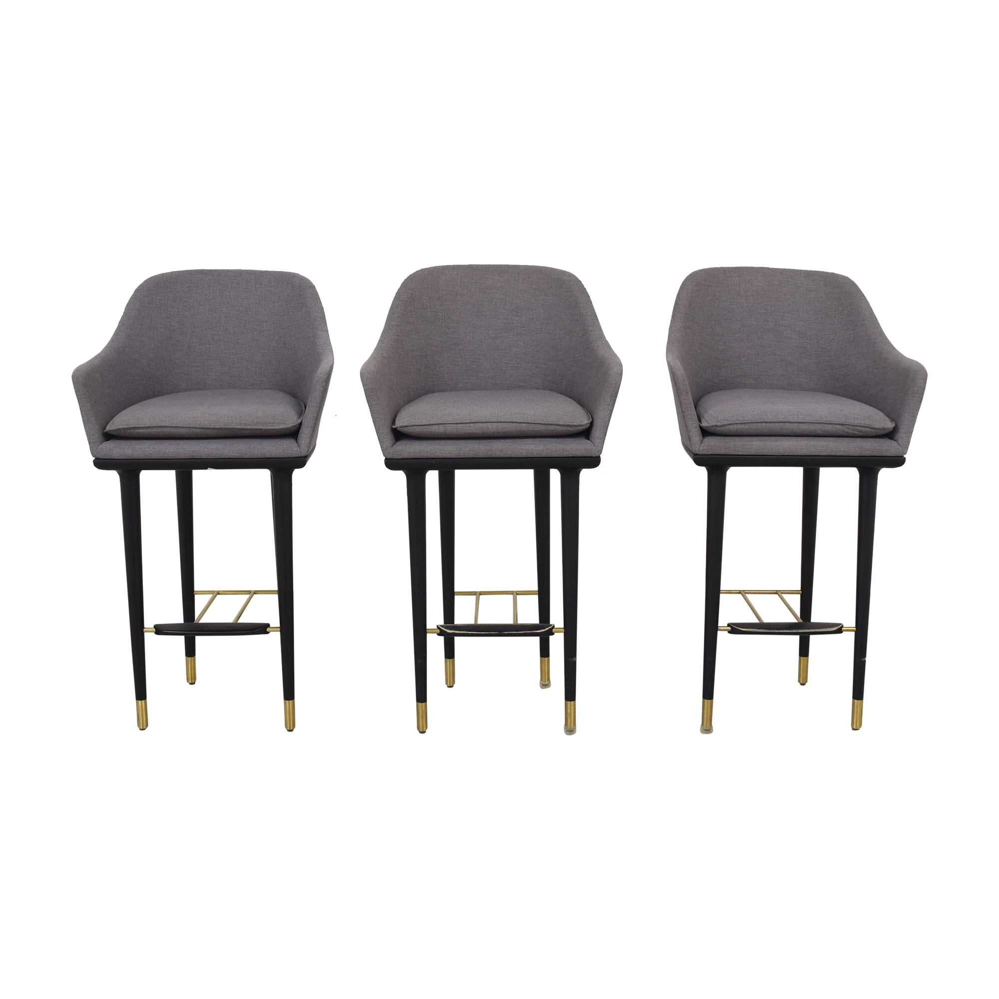 Stellar Works Stellar Works Lunar Bar Chairs for sale