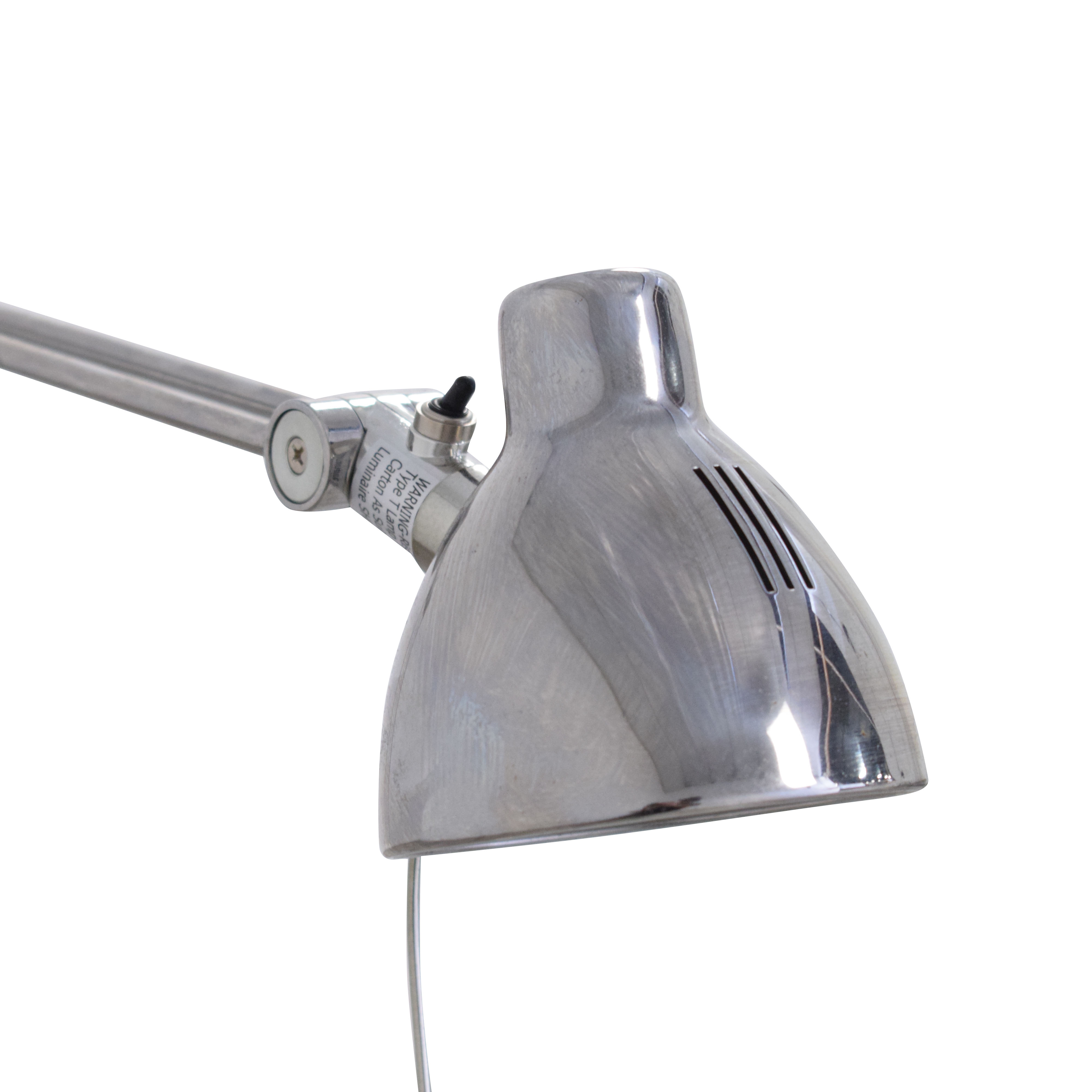 IKEA IKEA Chrome Extendable Floor Lamp for sale