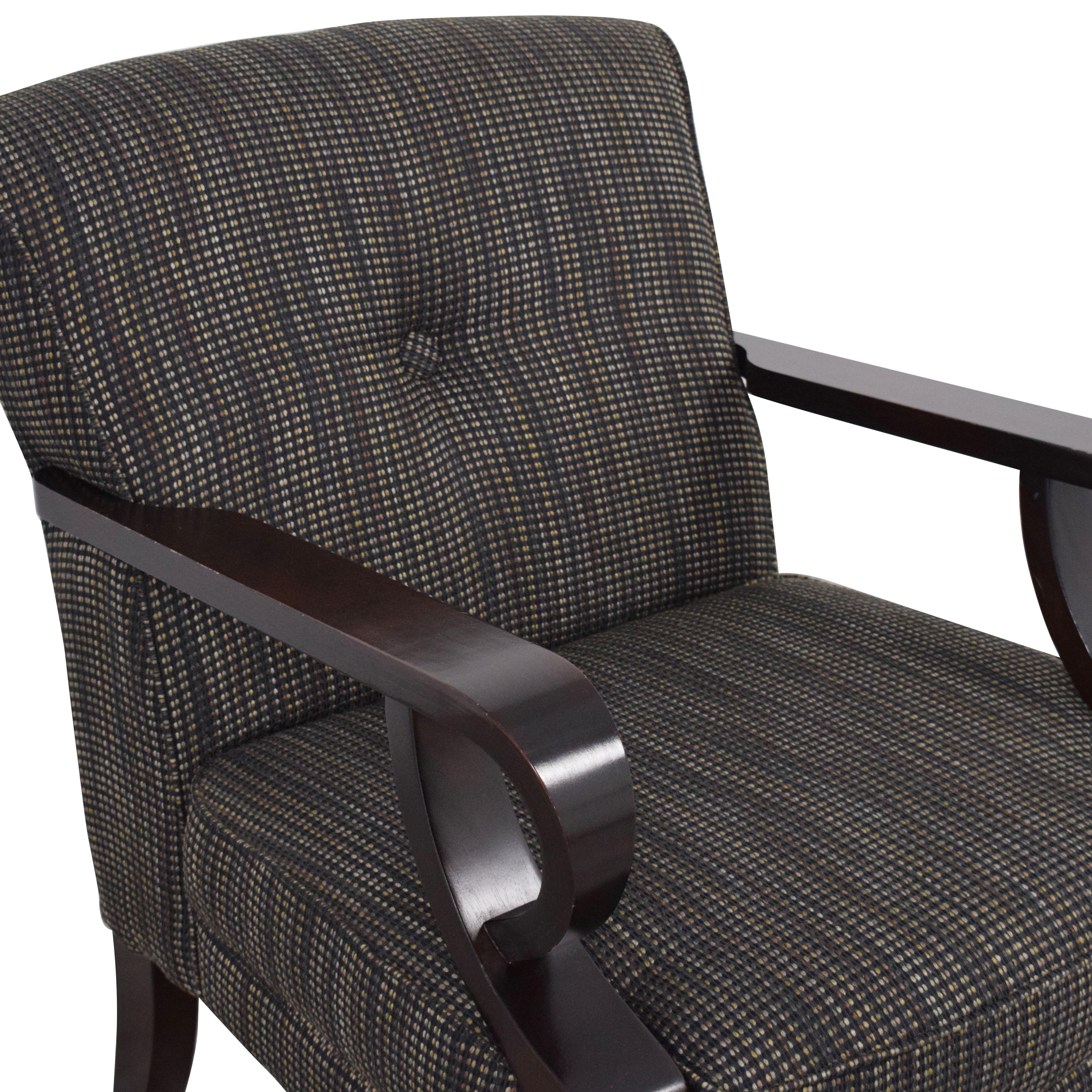 buy Bassett Furniture Enzo Chair Bassett Furniture
