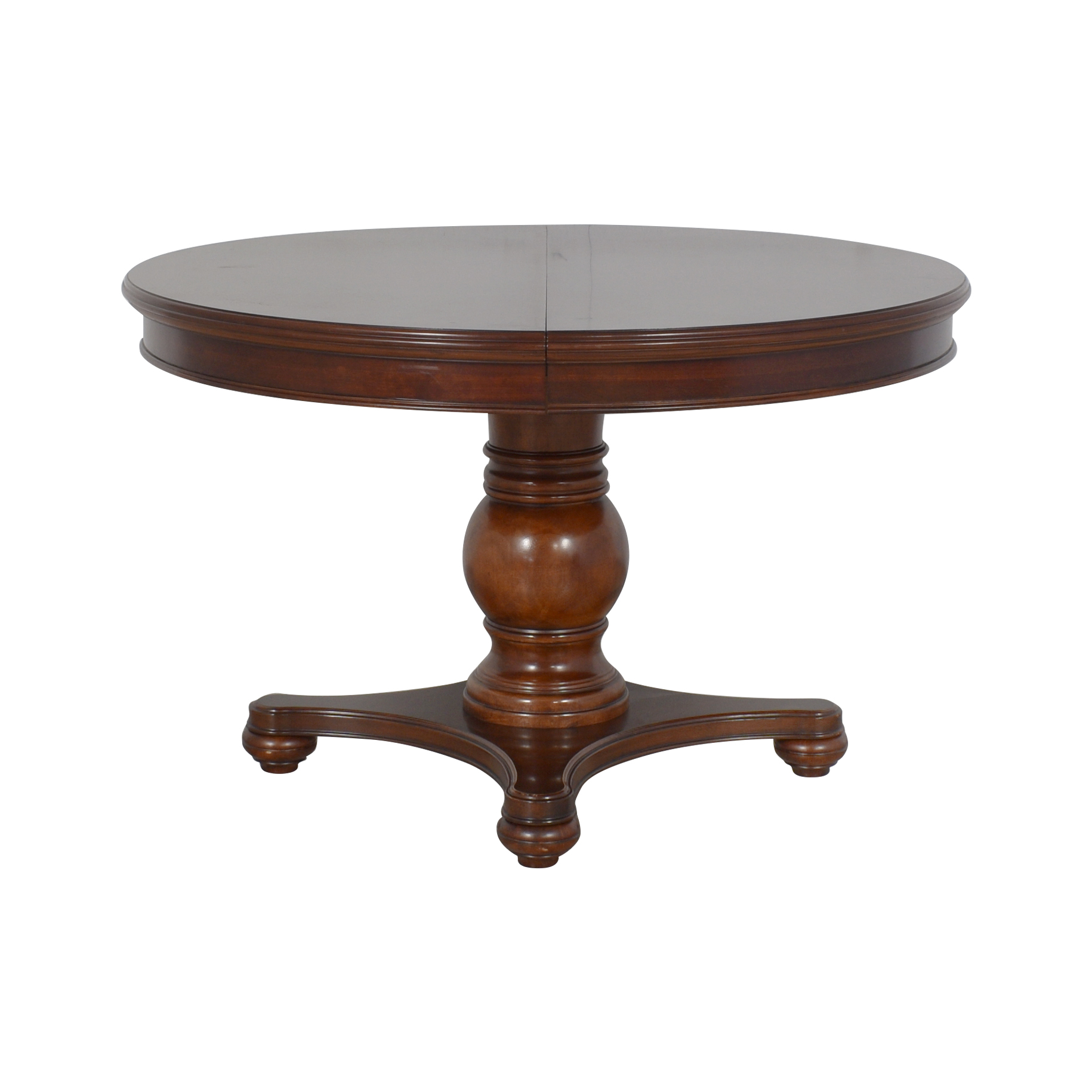 Macy's Macy's Extendable Dining Table discount