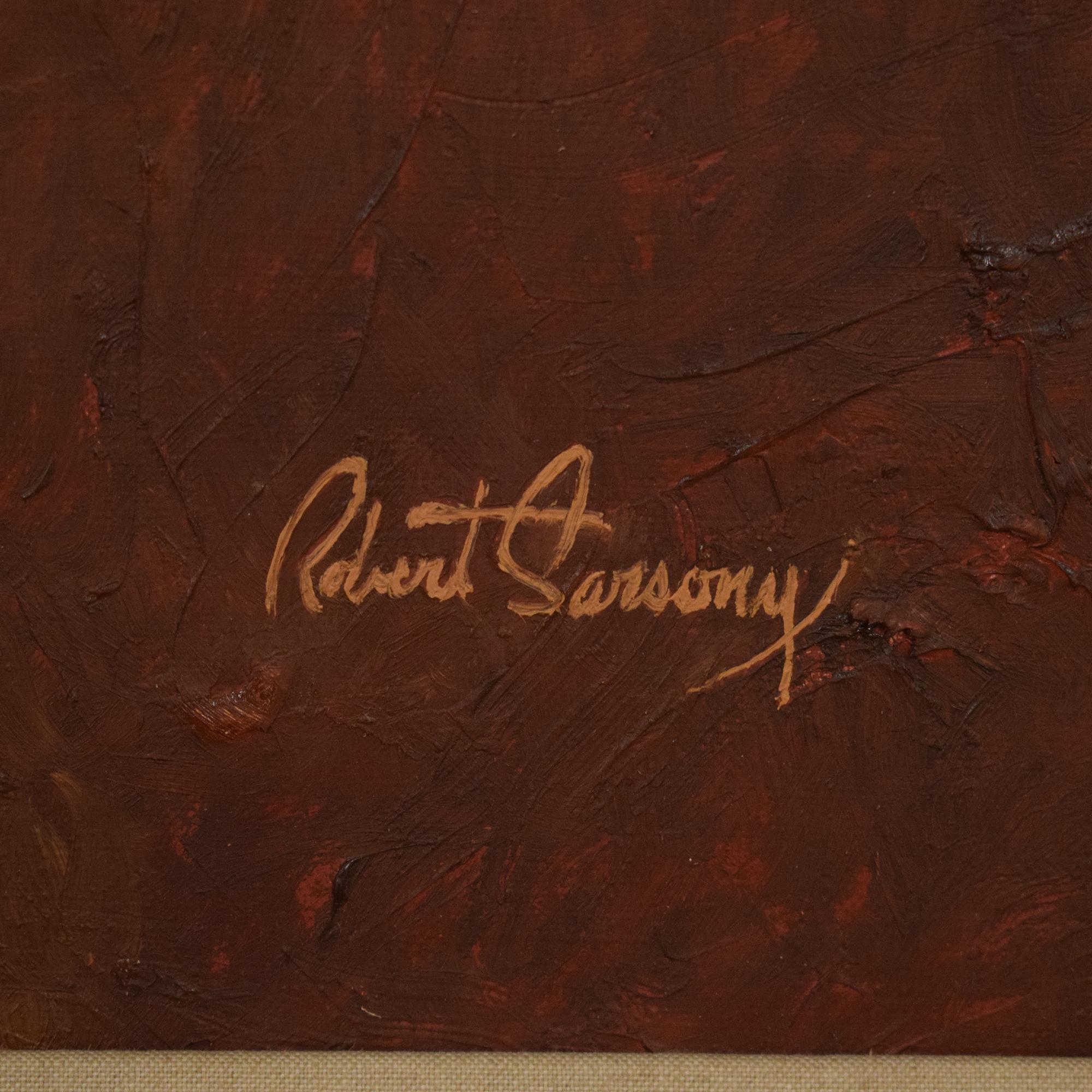 Robert Sarsony The New Toy Framed Wall Art ma
