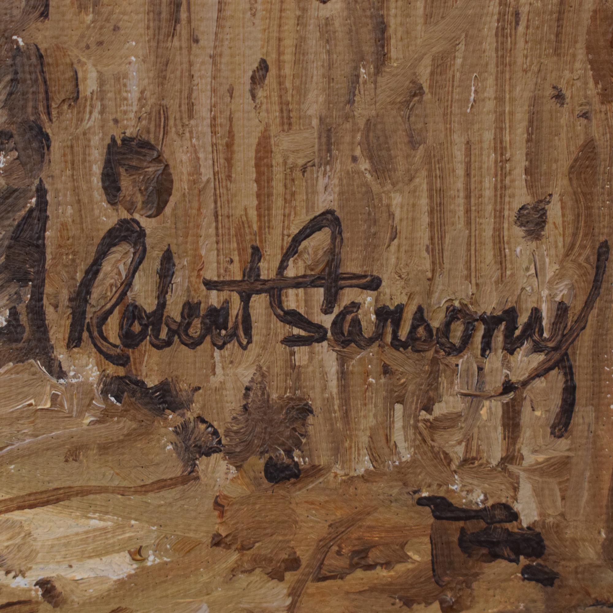 Robert Sarsony Bouquet c1968 used