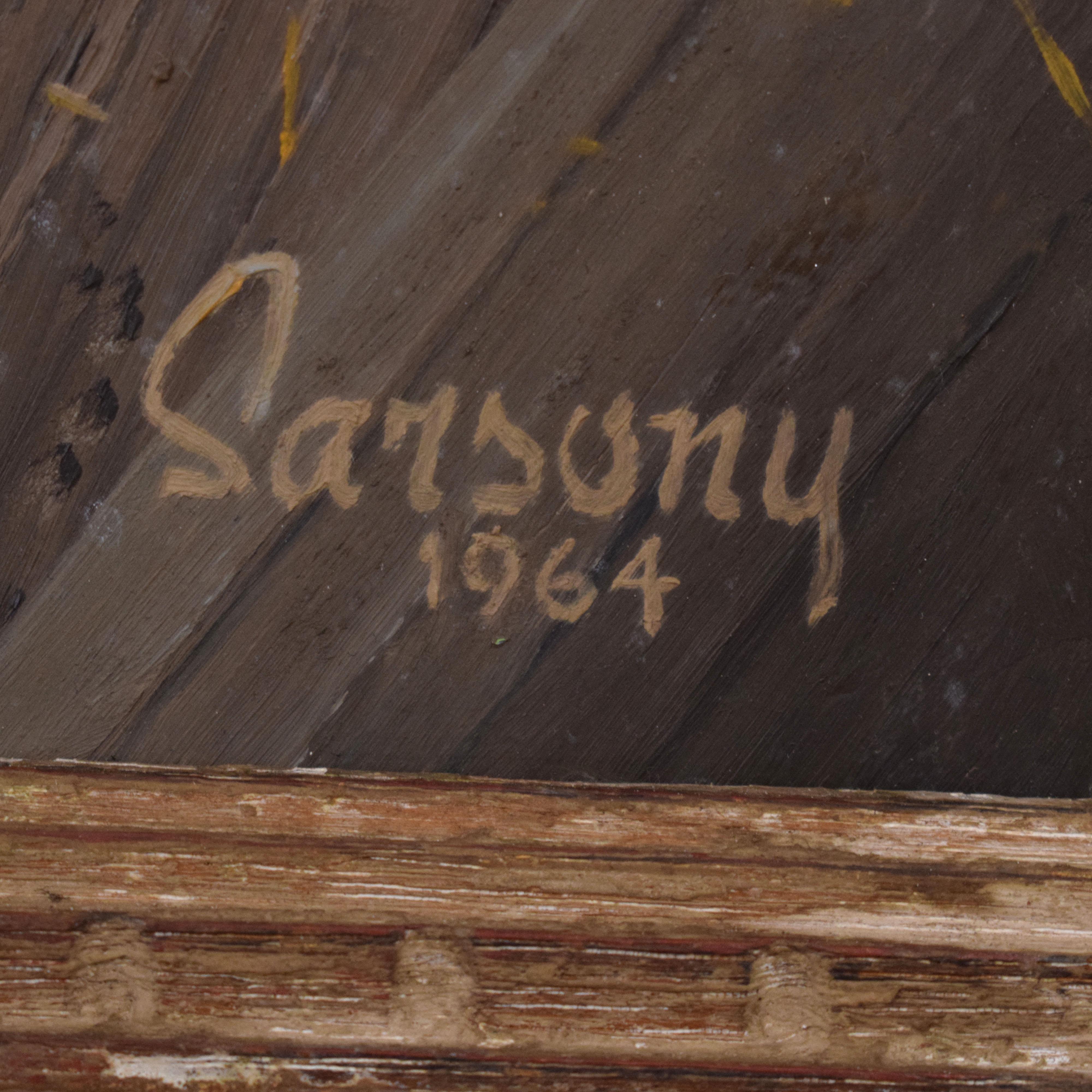 buy Robert Sarsony A Sense of Time c1964