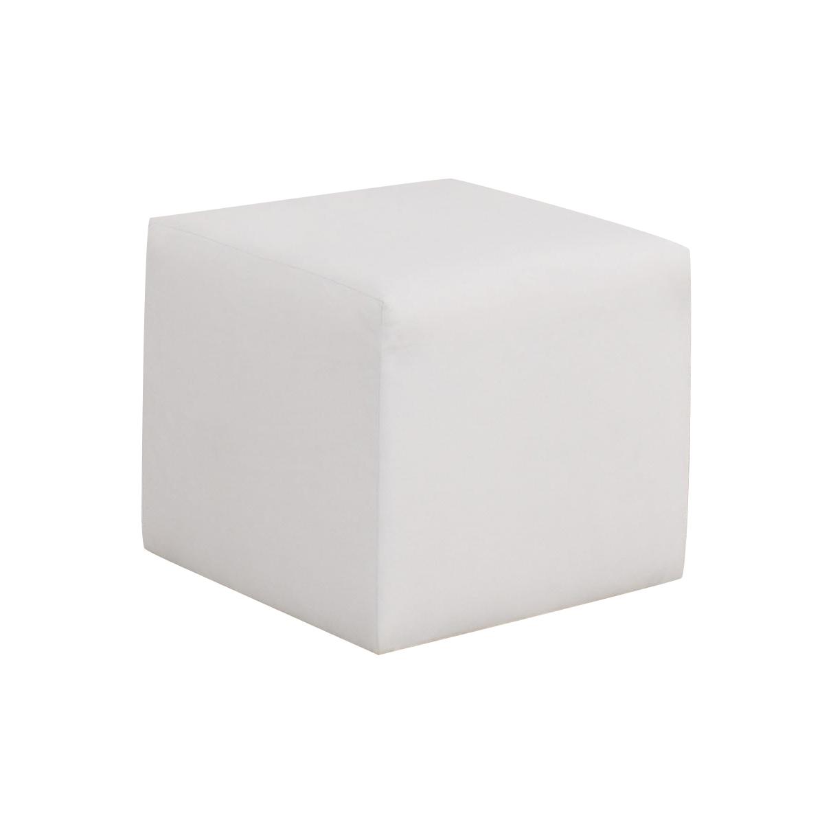 The Inside The Inside Cube Ottoman