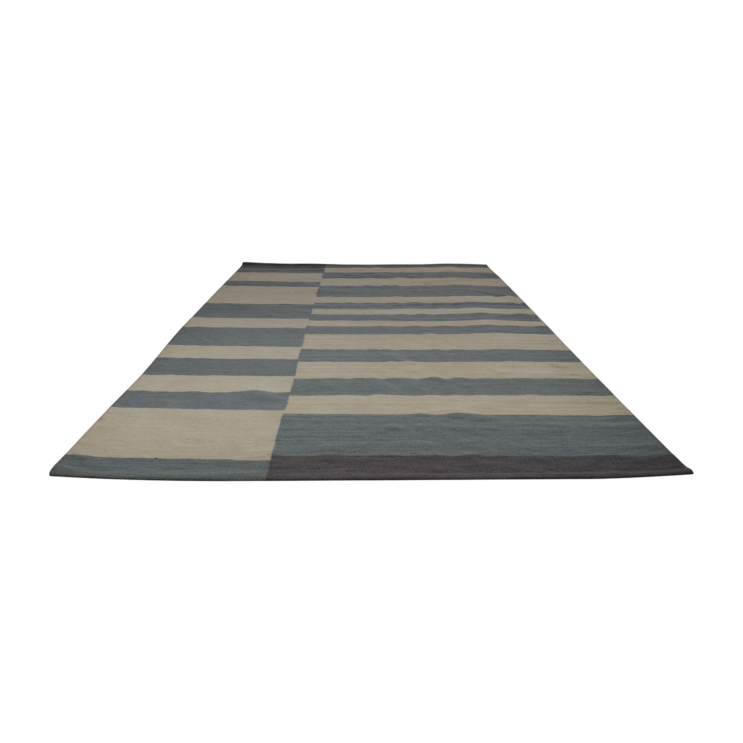 West Elm West Elm Striped Rug nyc
