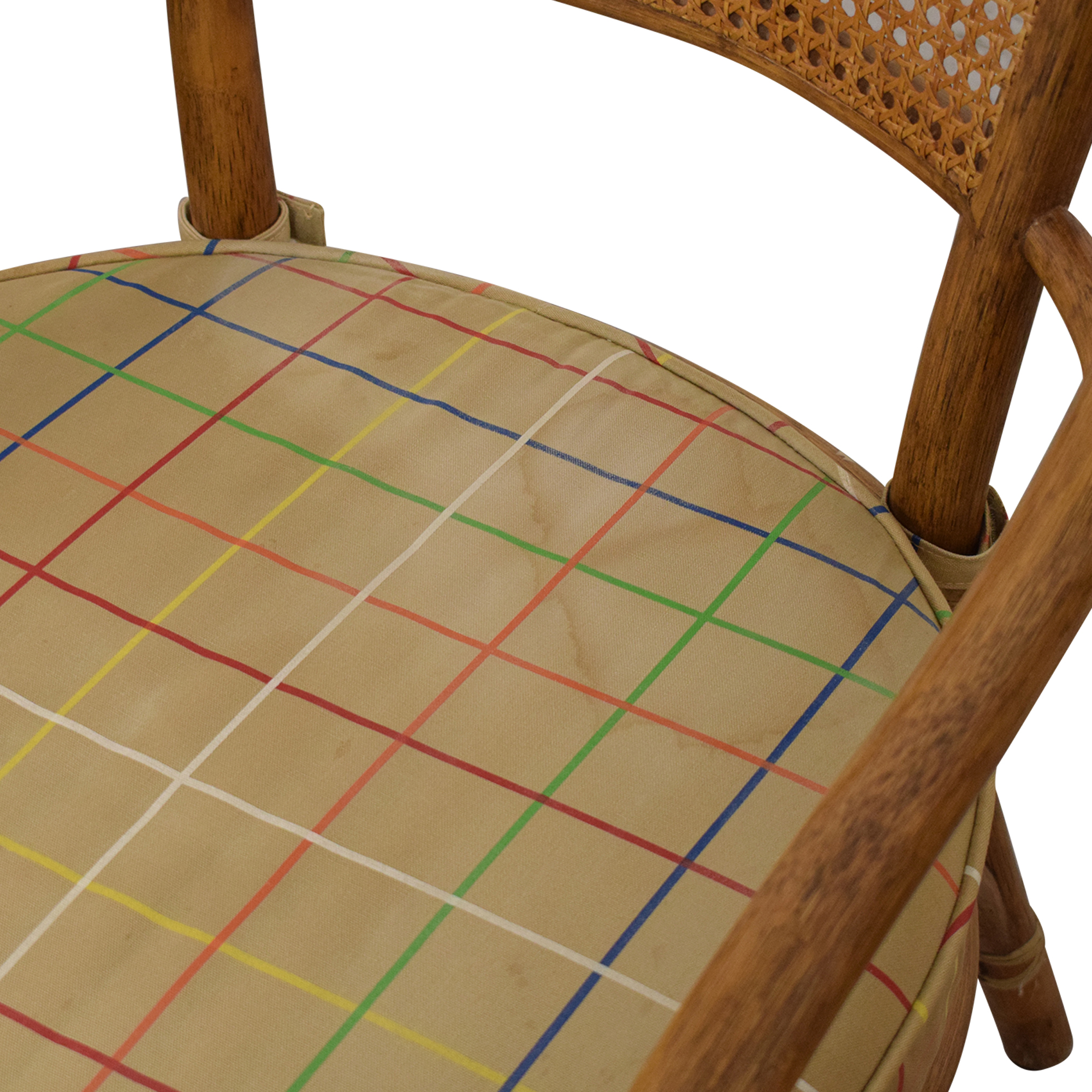 McGuire McGuire Wicker Dining Chairs Chairs
