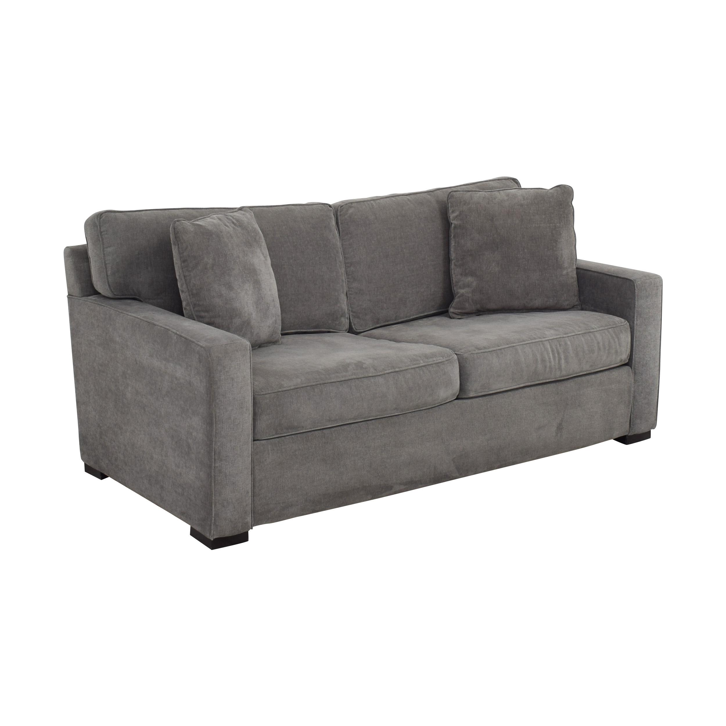 Macy's Macy's Radley Full Sleeper Sofa Bed discount