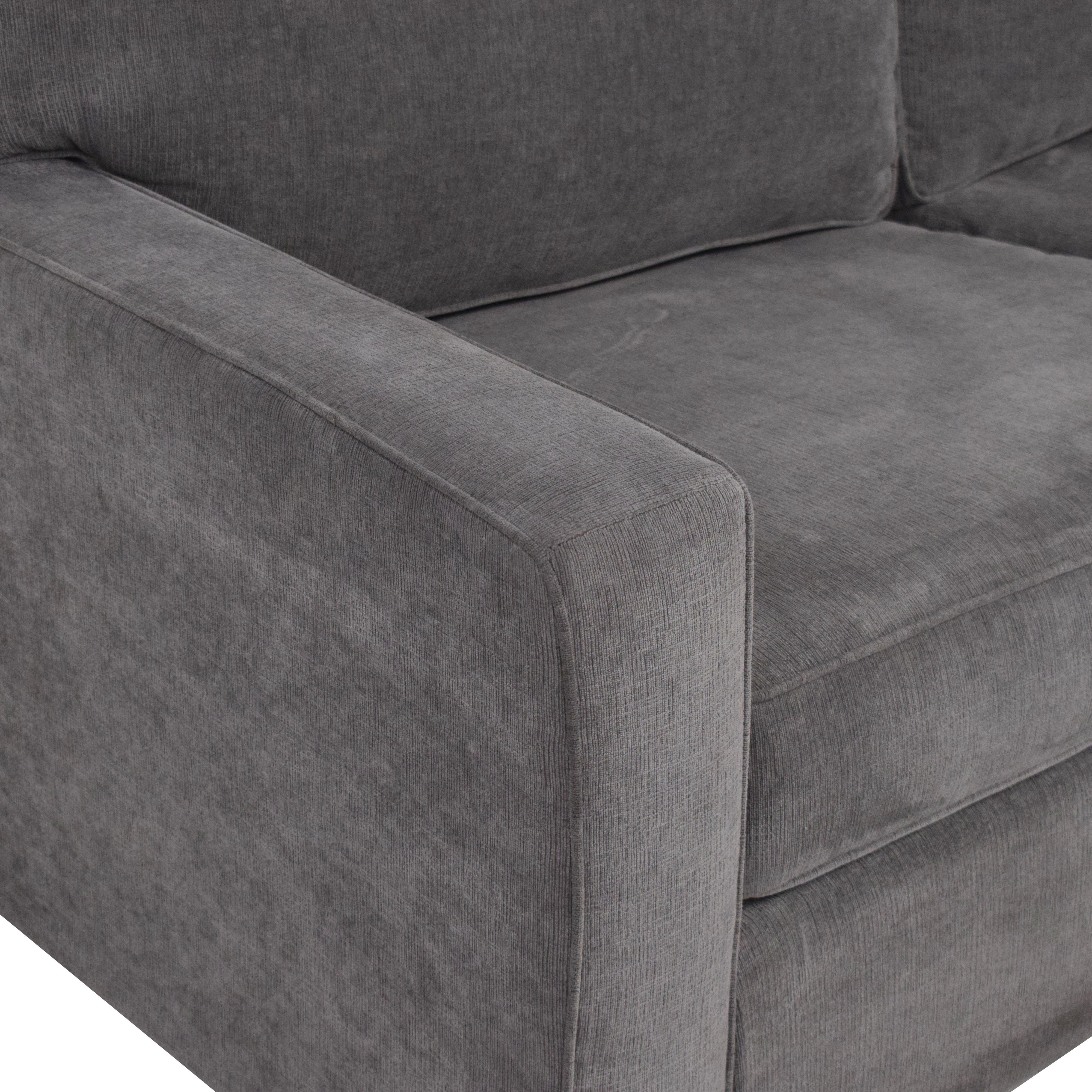 Macy's Macy's Radley Full Sleeper Sofa Bed Sofas