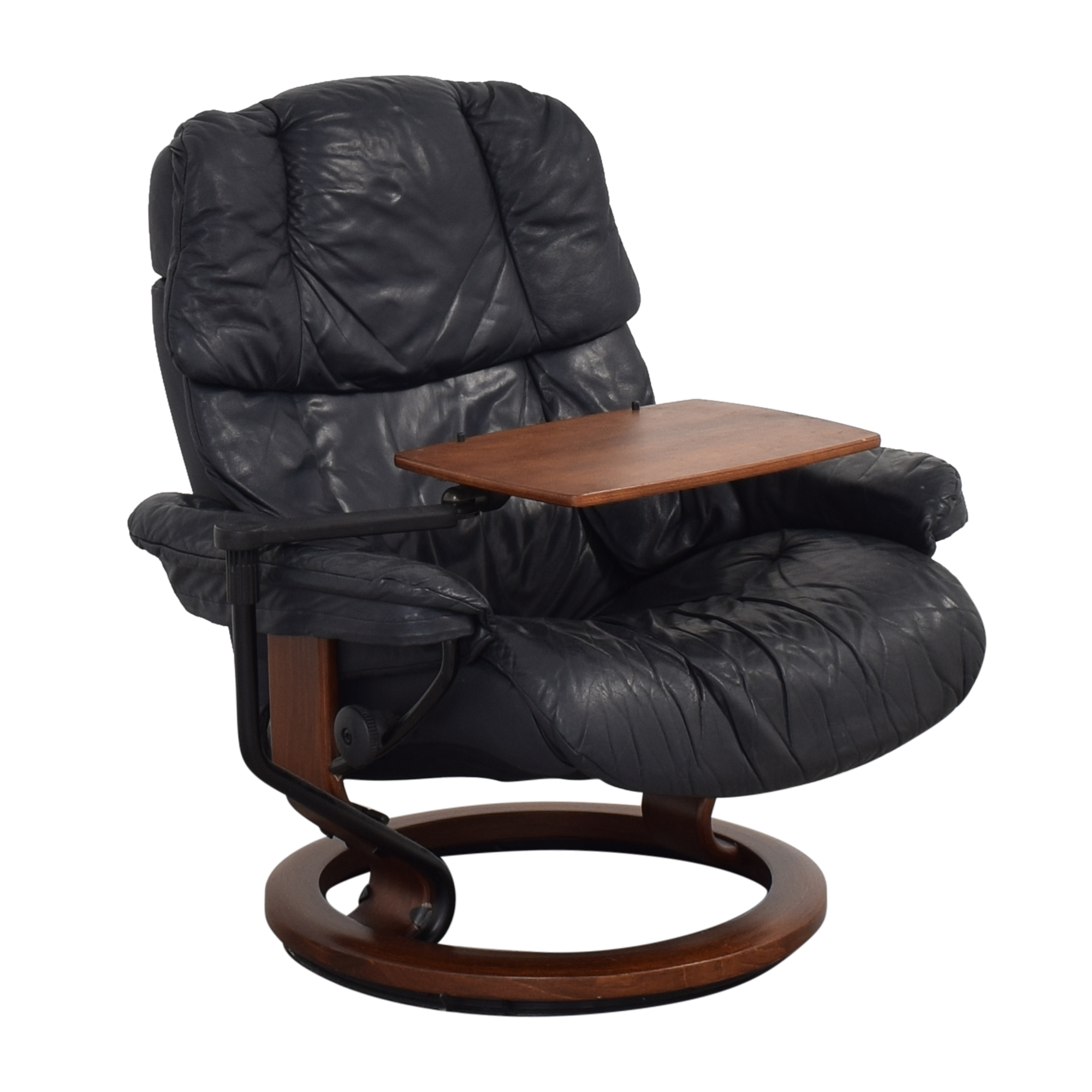 Ekornes Ekornes Stressless Reno with Footstool and Personal Table pa