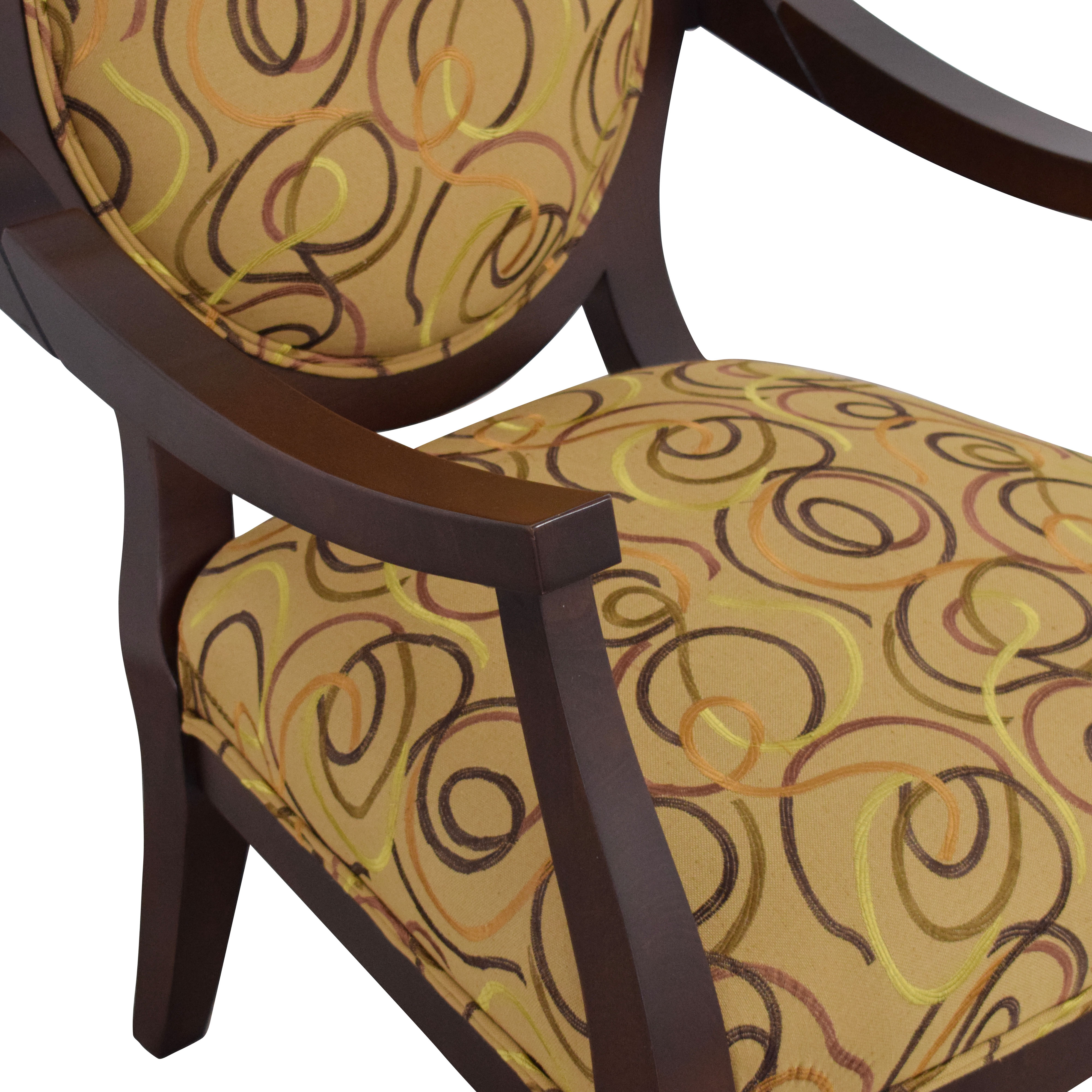 Najarian Furniture Accent Chair sale