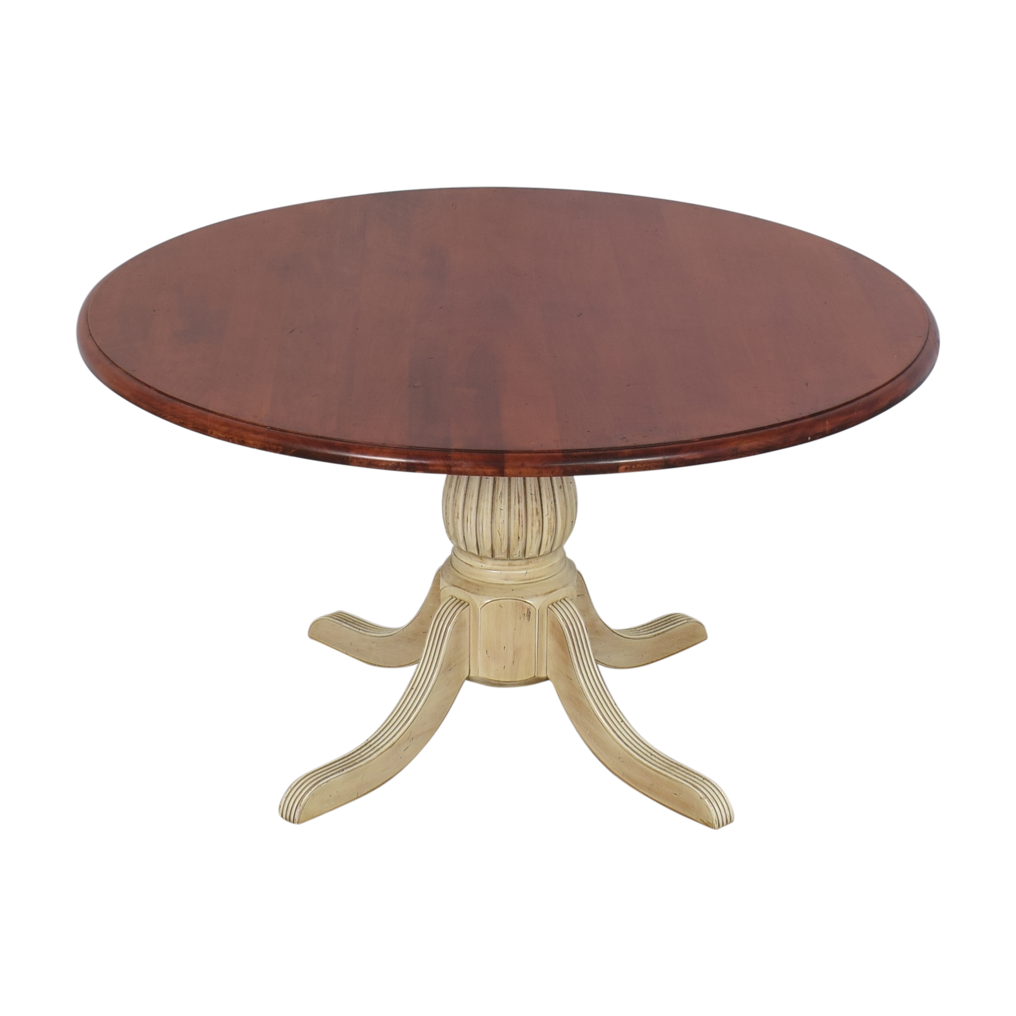 Four Foot Round Pedestal Dining Table price