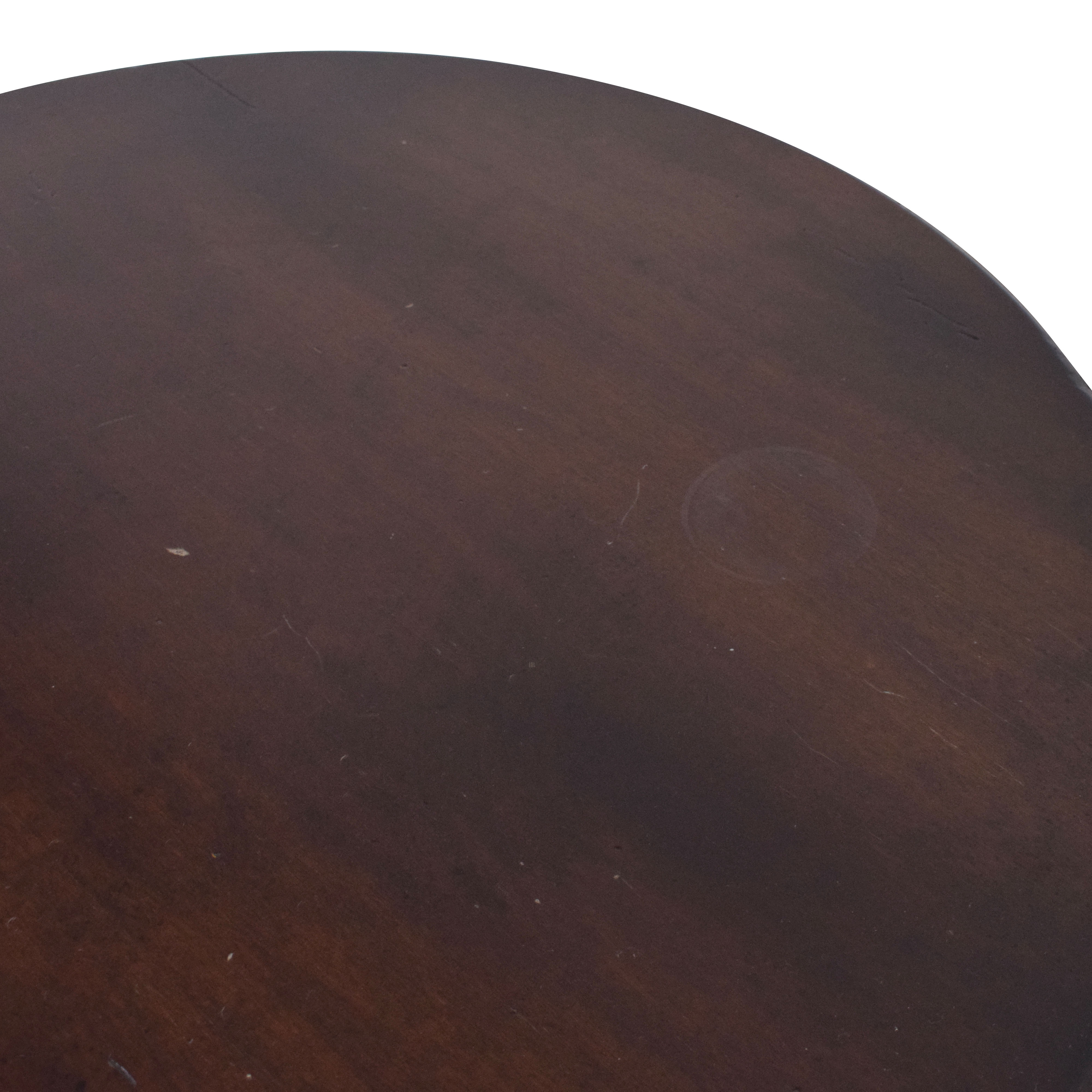 Chippendale Style Round Accent Table price