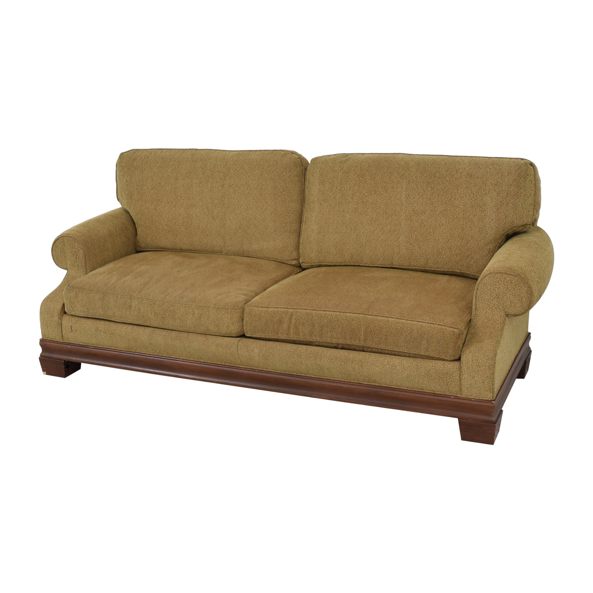 shop  Custom Two Cushion Roll Arm Sofa online