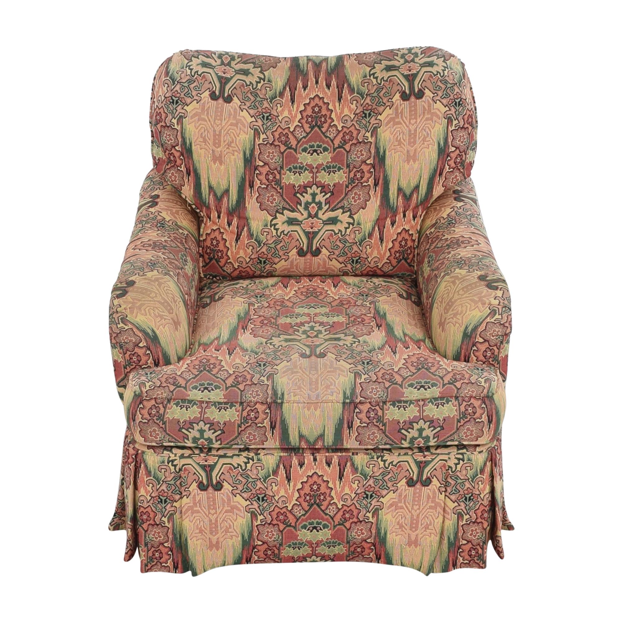 Pearson Fabric Accent Chair Pearson