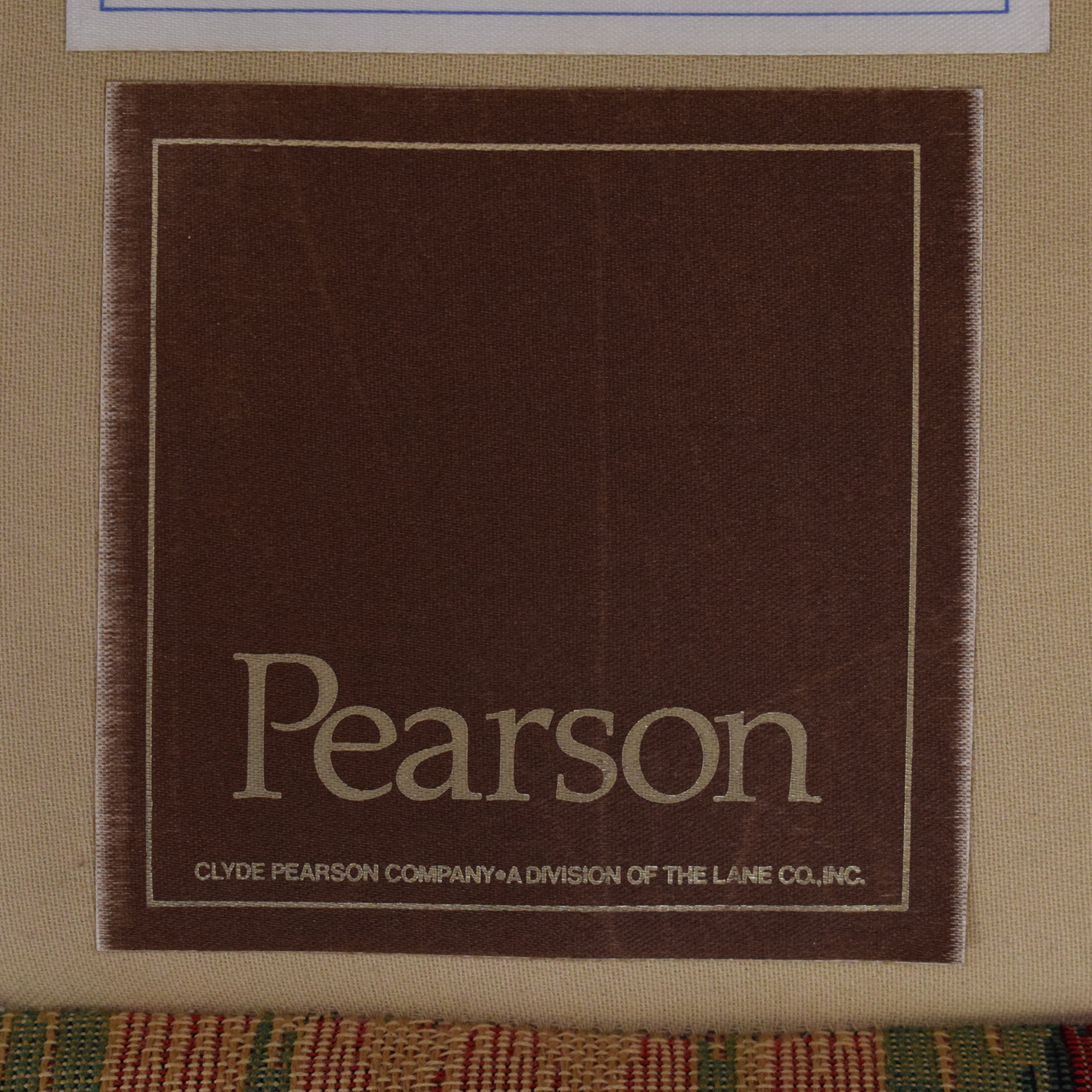 Pearson Pearson Fabric Accent Chair nyc