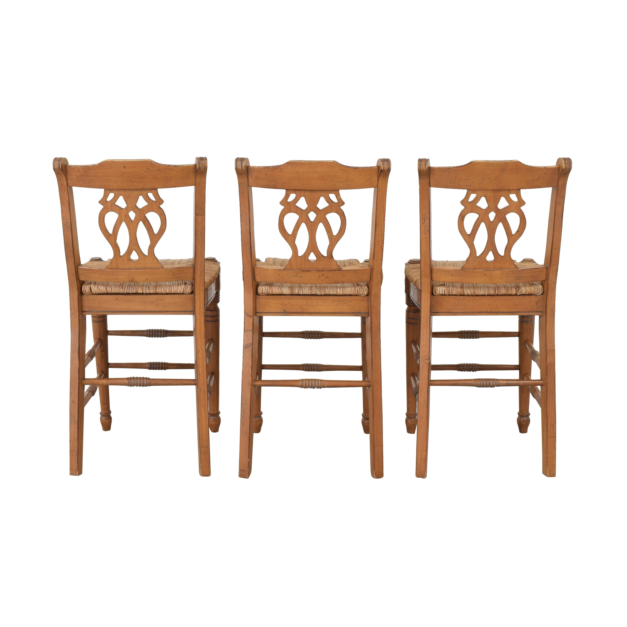 shop  Counter Height Rush Seat Bar Stools online