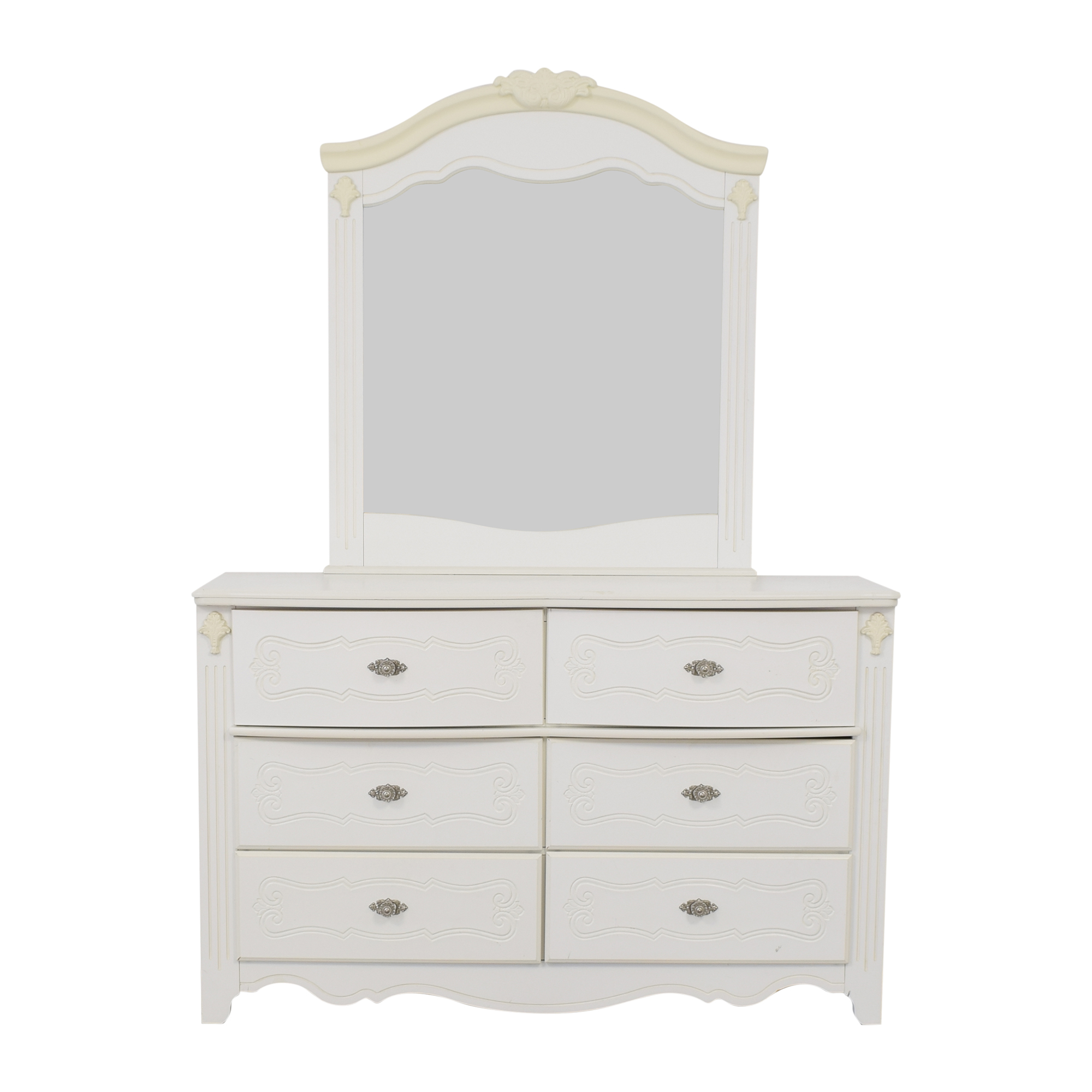 Ashley Furniture Dresser with Mirror sale