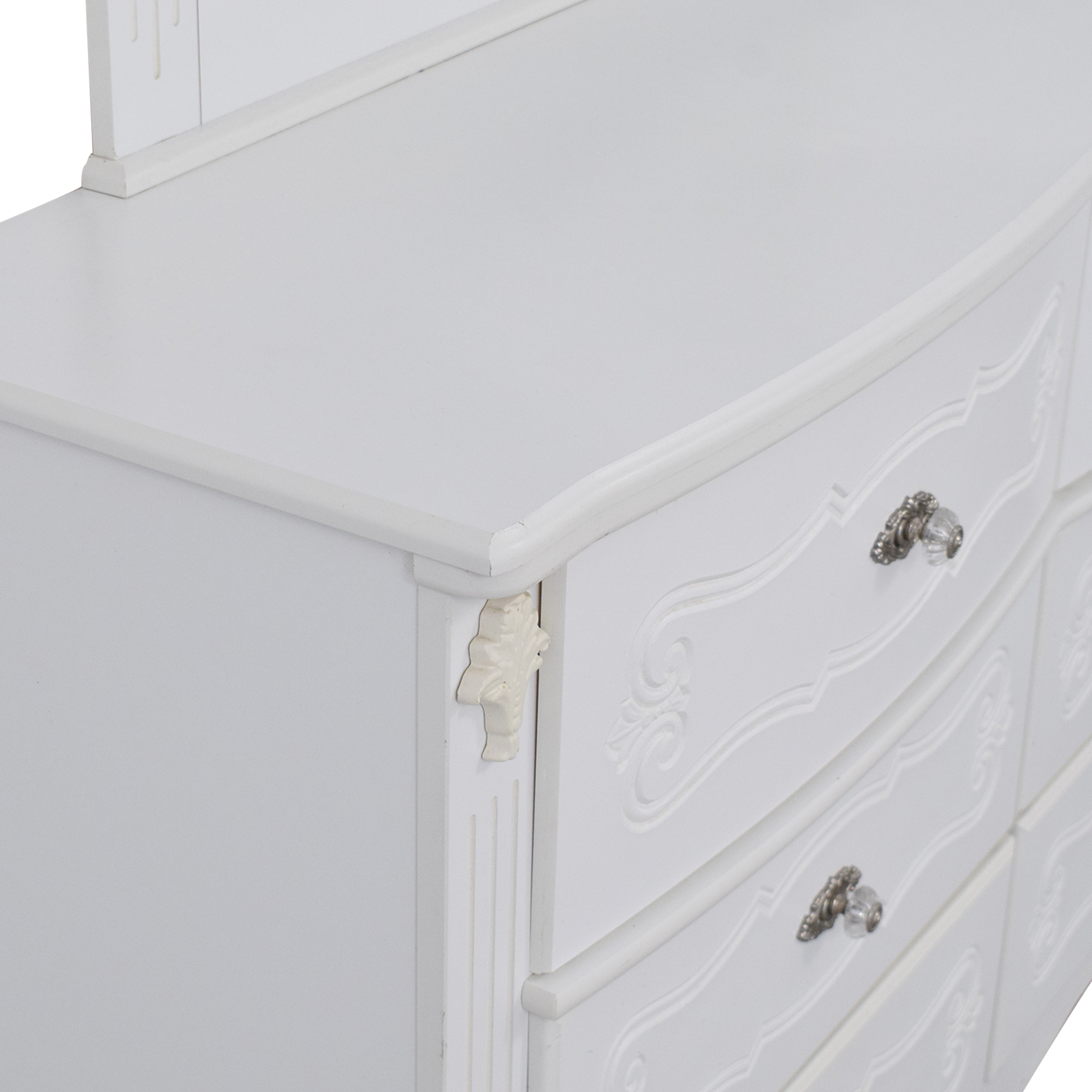 Ashley Furniture Ashley Furniture Dresser with Mirror coupon