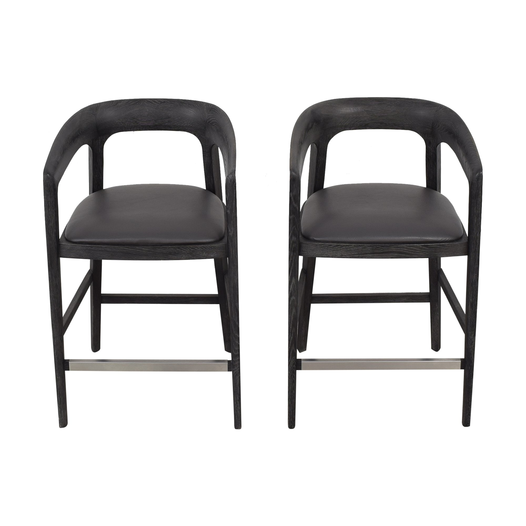Interlude Home Interlude Home Kendra Counter Stools used