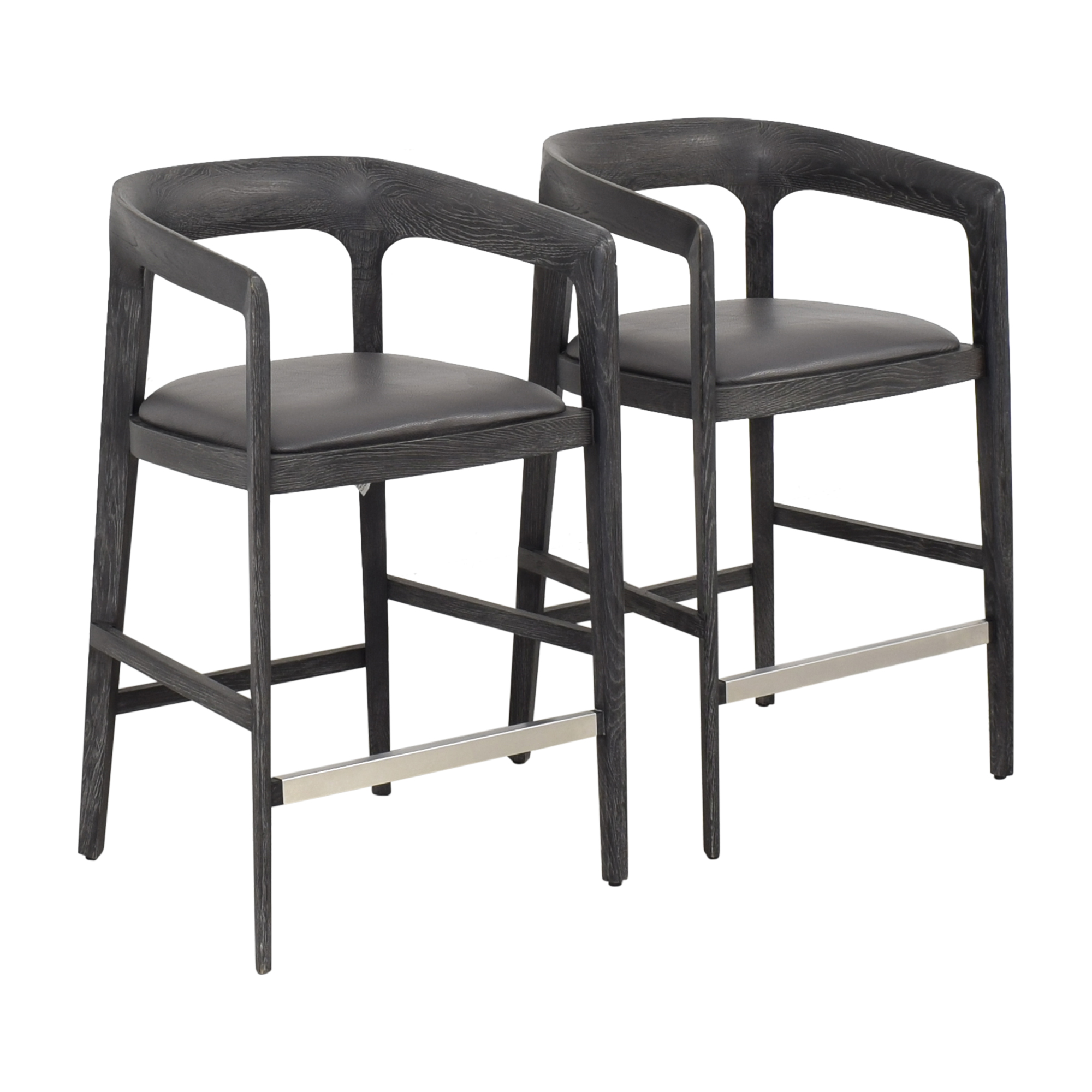 buy Interlude Home Kendra Counter Stools Interlude Home Stools