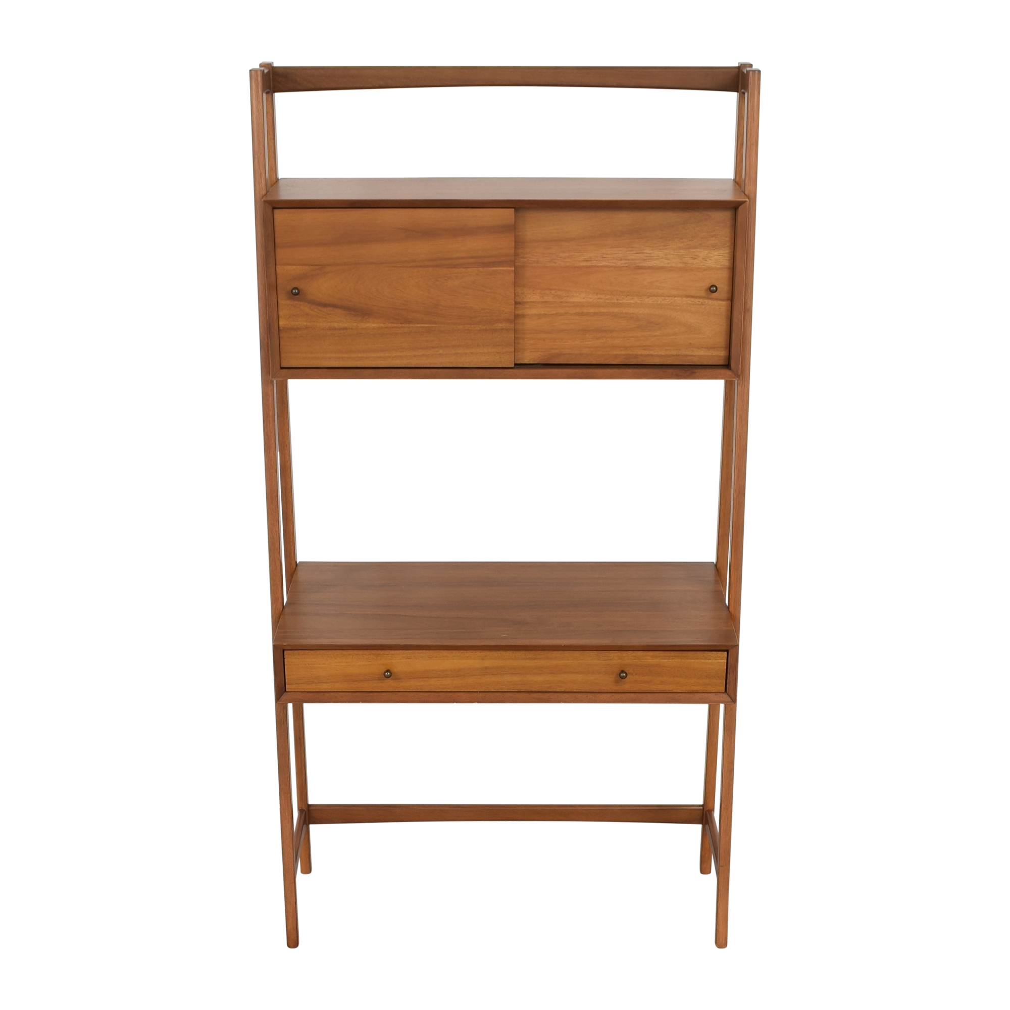 buy West Elm Mid-Century Wall Desk West Elm Home Office Desks